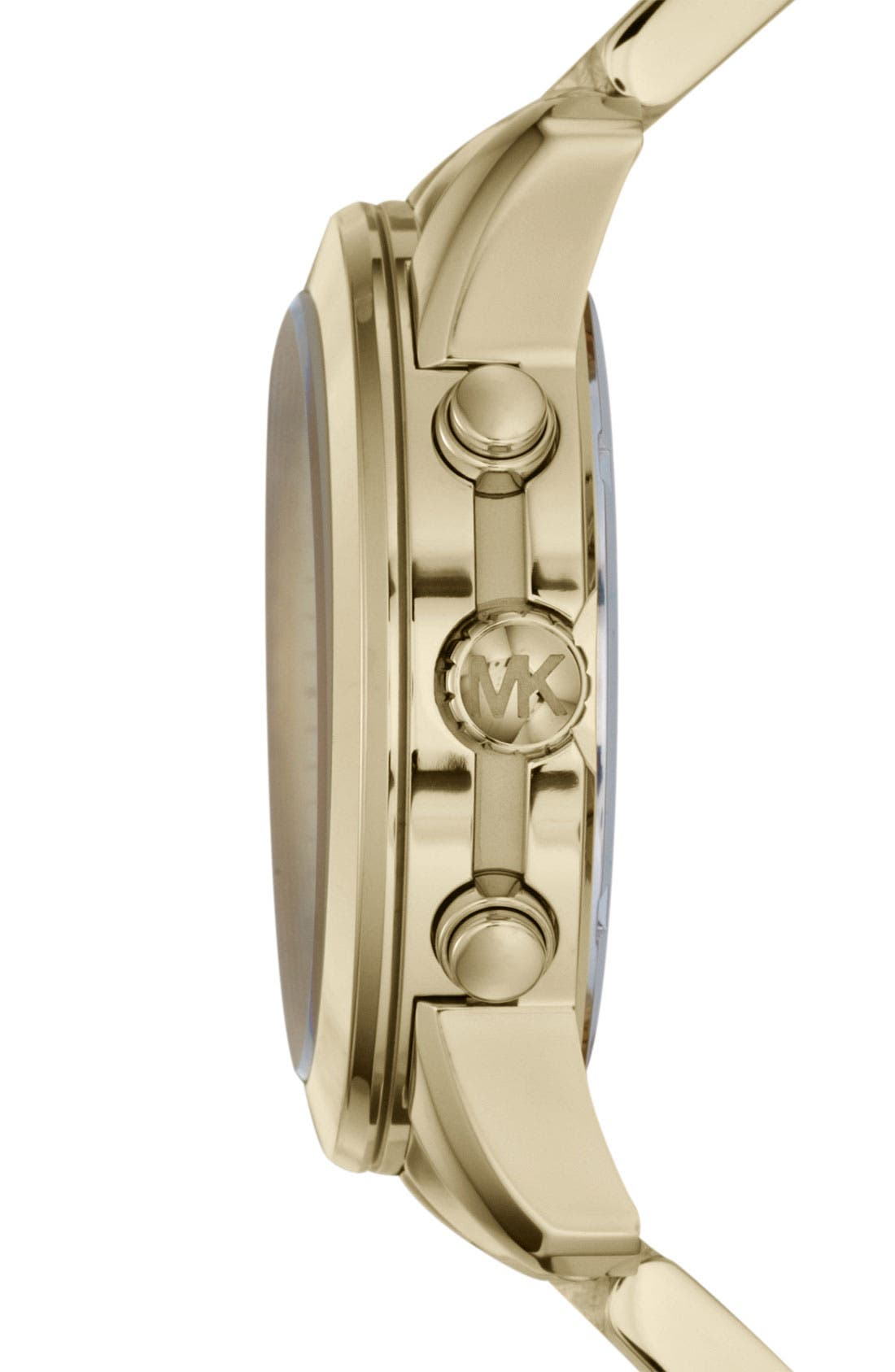 Alternate Image 2  - Michael Kors 'Mercer' Chronograph Bracelet Watch, 41mm