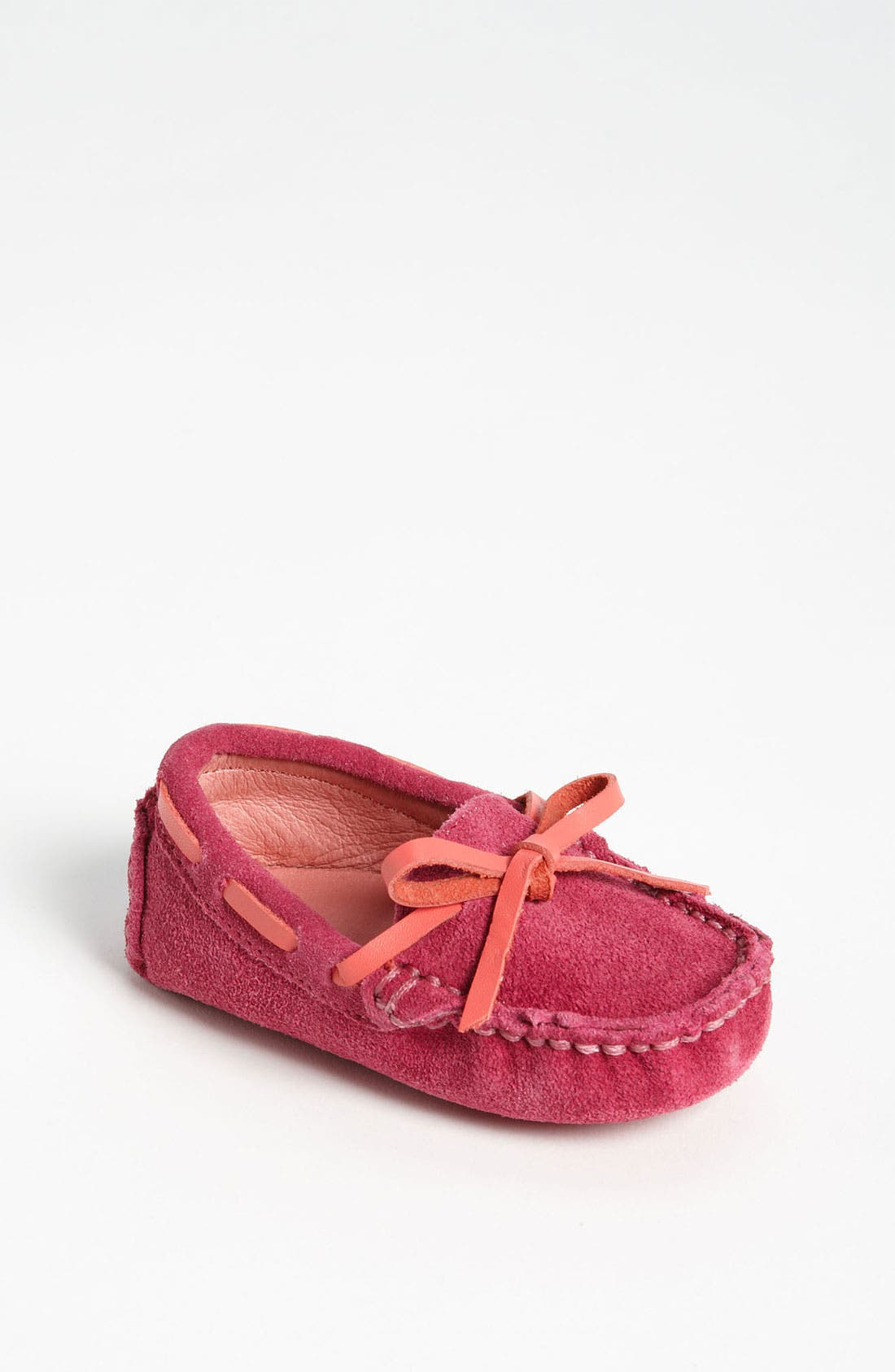 Main Image - Cole Haan 'Mini' Driver Moccasin (Baby)