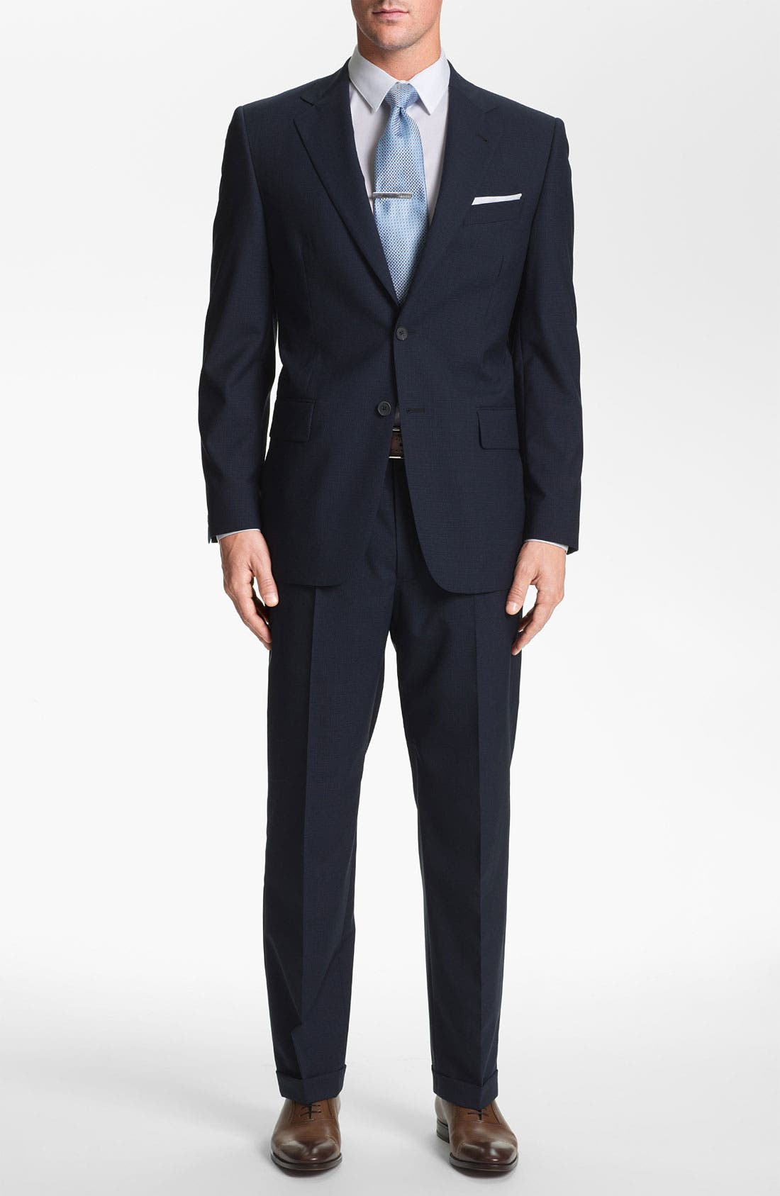 Alternate Image 2  - Joseph Abboud Wool Suit