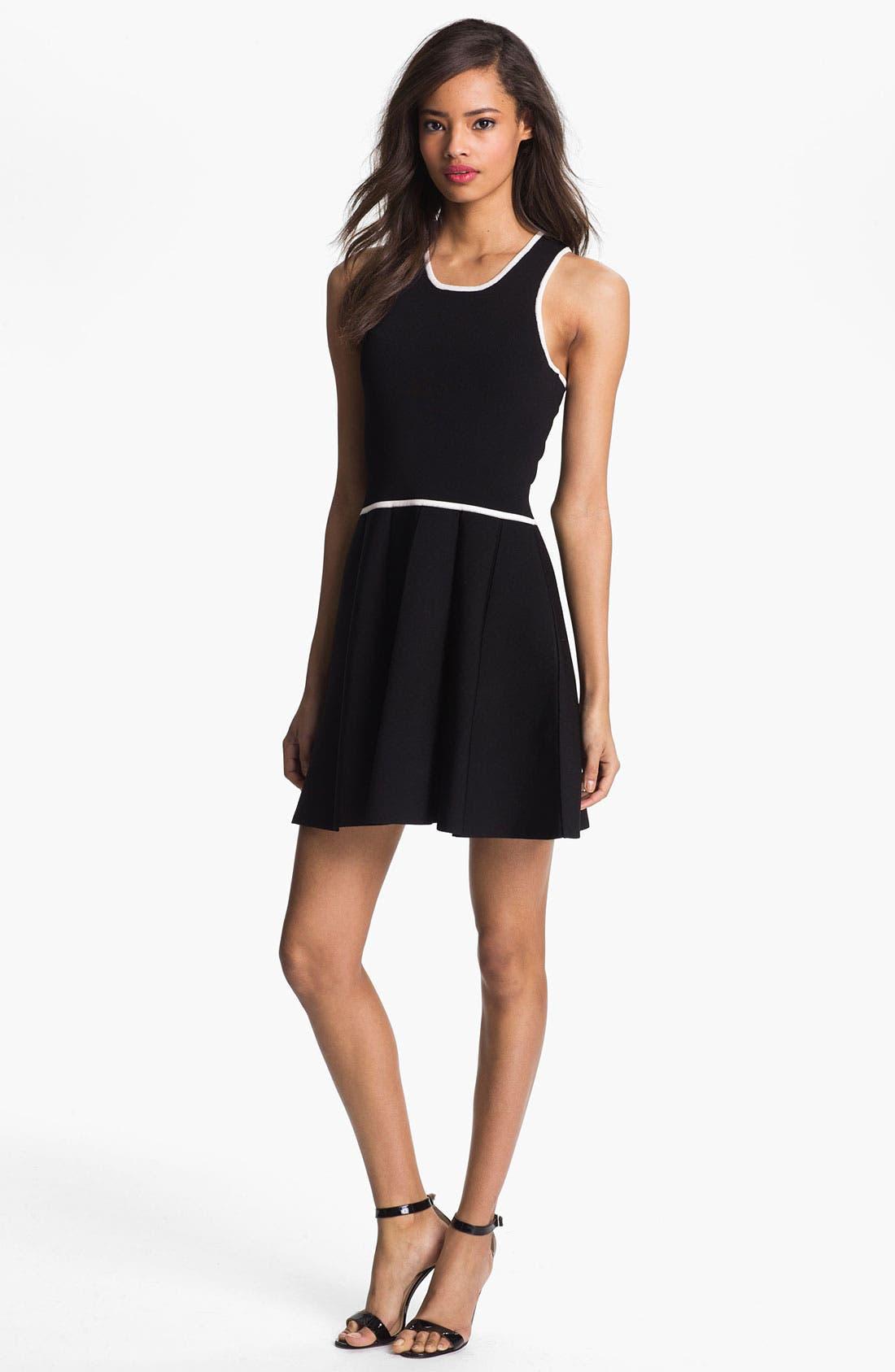 Main Image - Parker 'Darla' Stretch A-Line Dress