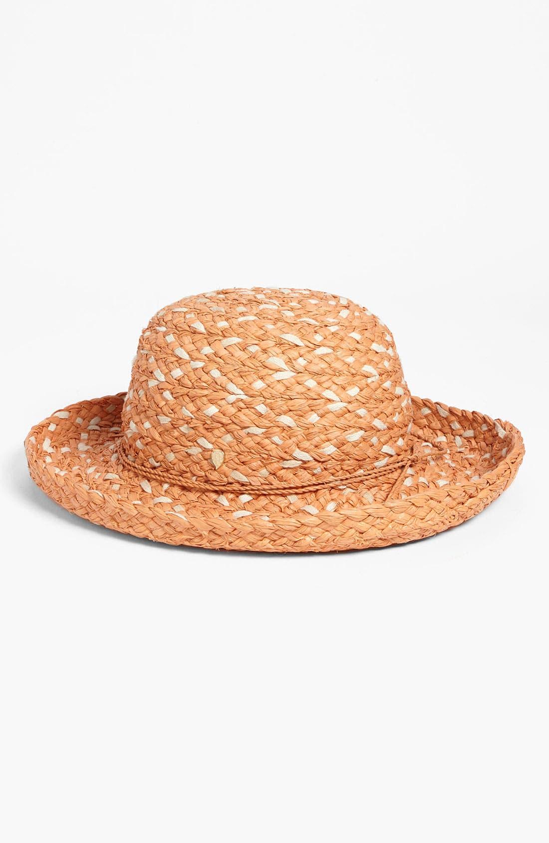 Main Image - Helen Kaminski 'Carlotta' Raffia Hat