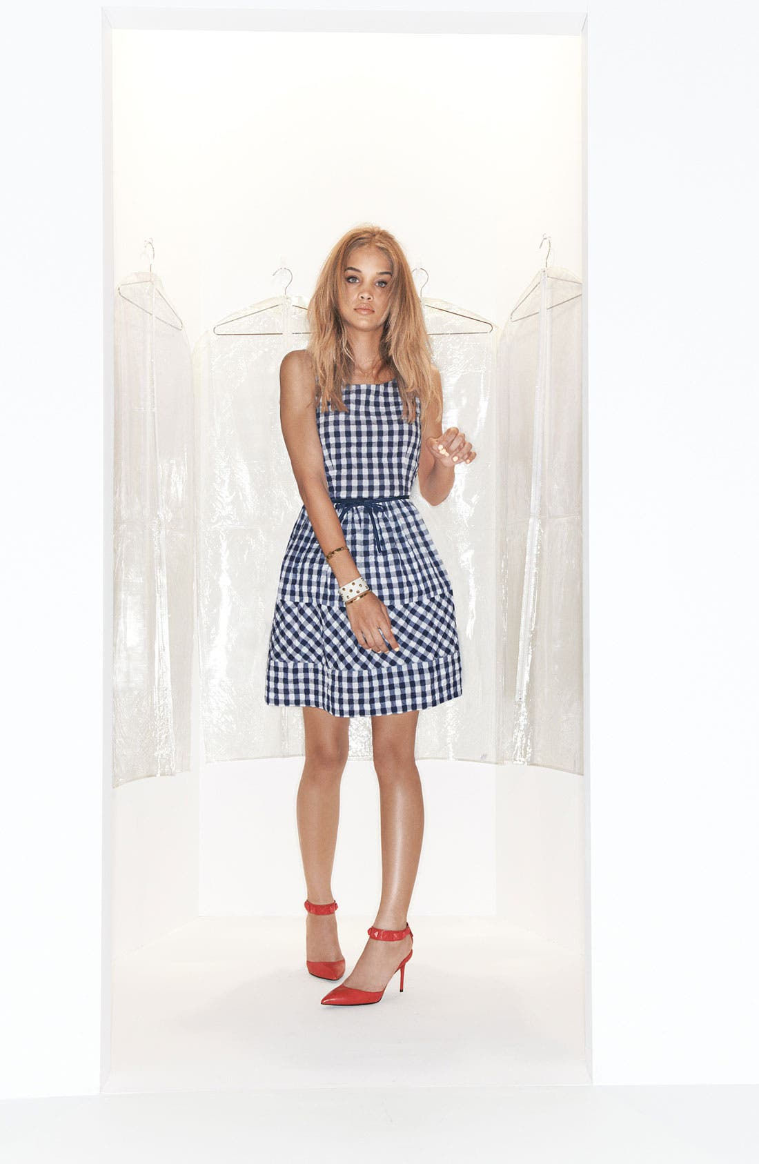 Alternate Image 1 Selected - Taylor Dresses Dress & Accessories
