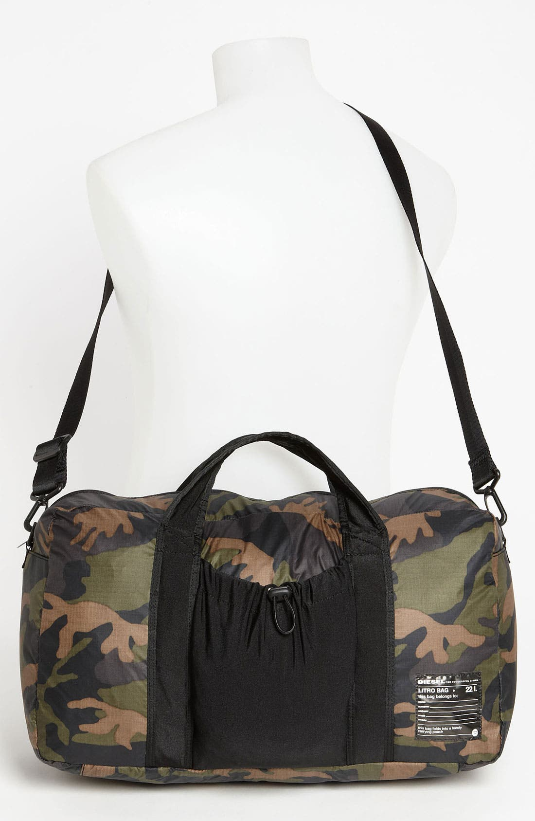Alternate Image 2  - DIESEL® 'Litro' Duffle Bag