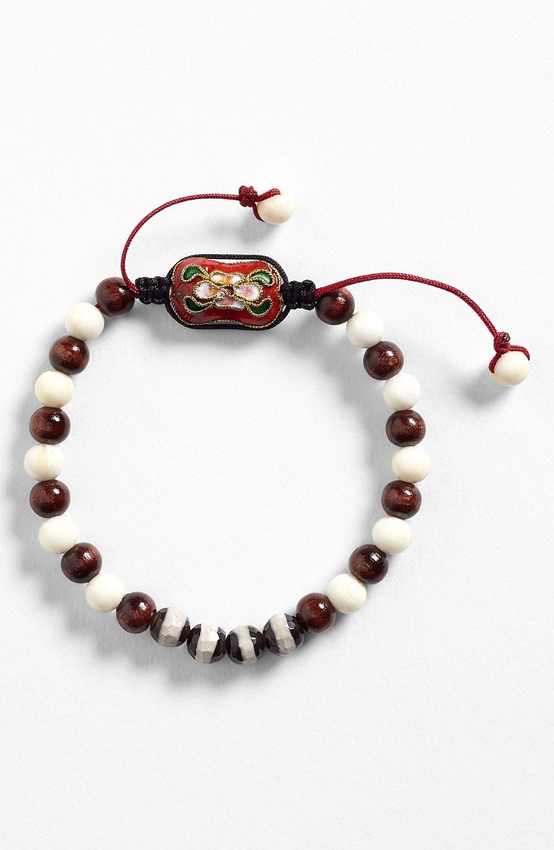 Alternate Image 1 Selected - Bonnie Jonas 'Spirit' Cloisonné Friendship Bracelet