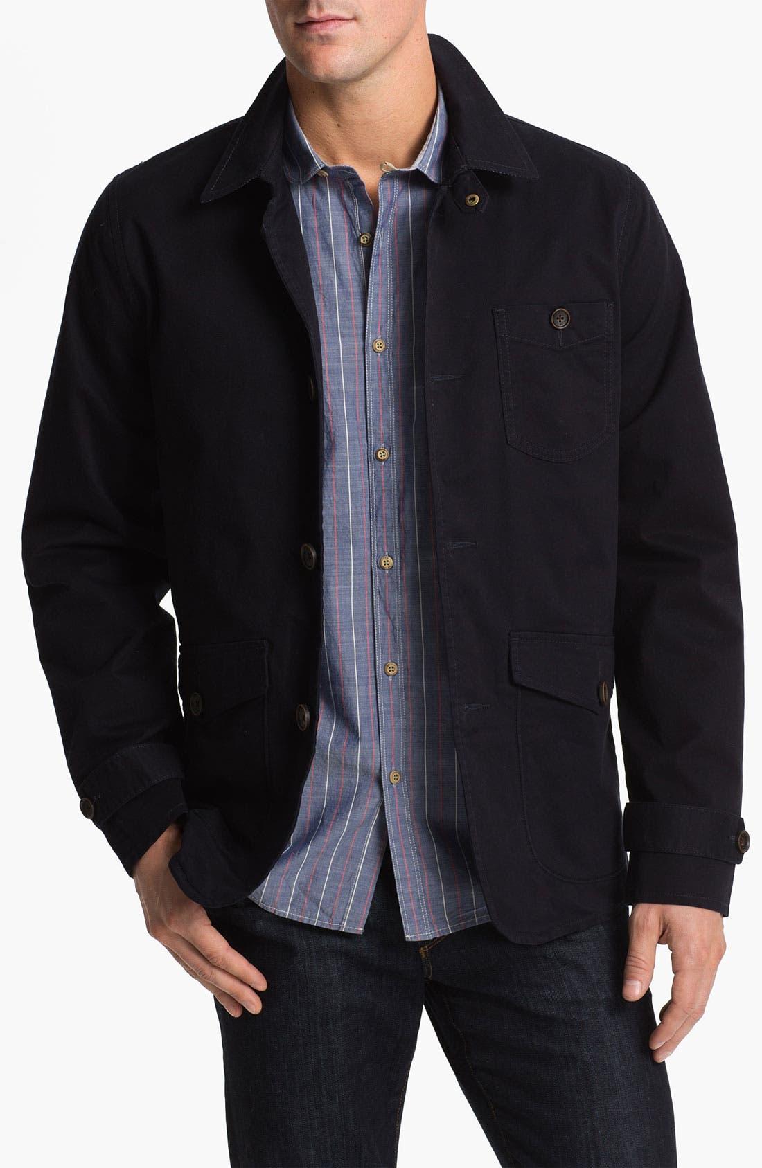 Alternate Image 1 Selected - Ted Baker London 'McLagen' Cotton Jacket