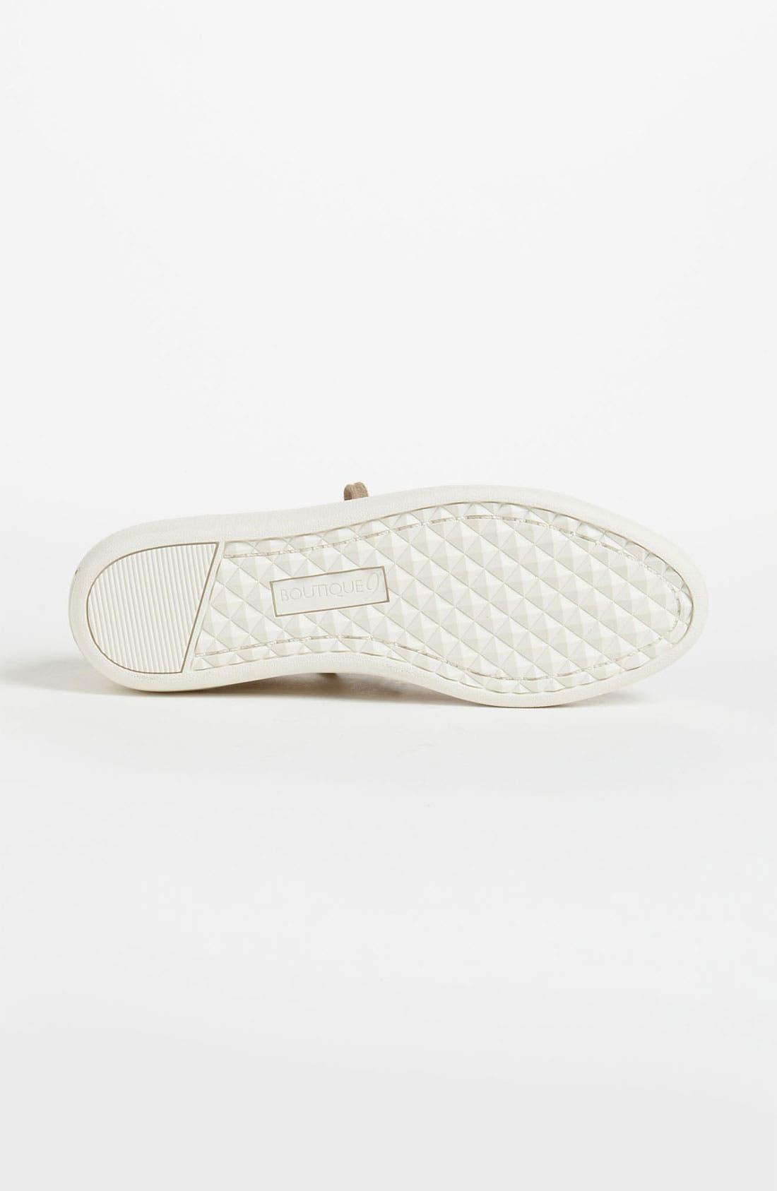 Alternate Image 4  - Boutique 9 'Katelyn' Sneaker