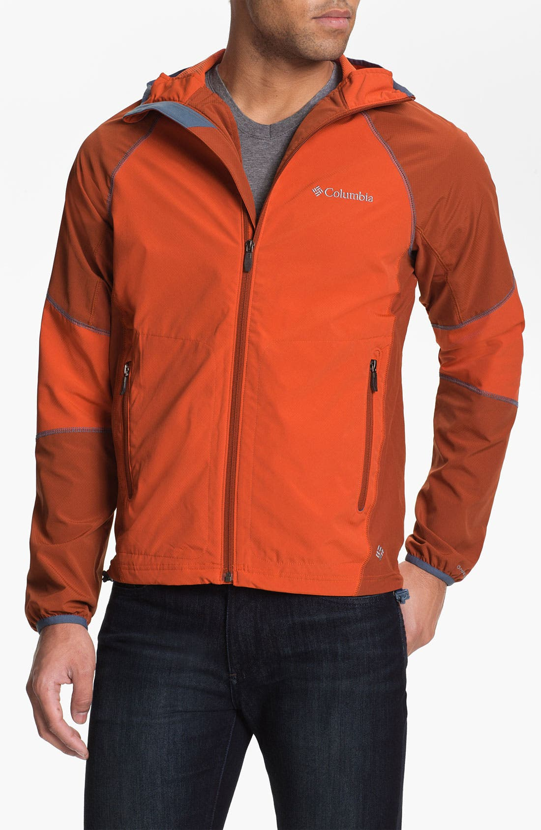 Alternate Image 1 Selected - Columbia 'Sweet As™' Soft Shell Jacket