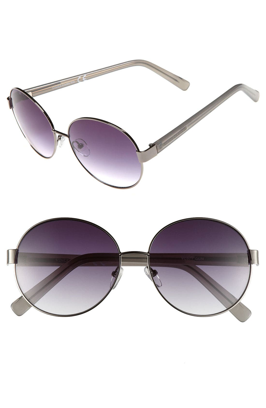 Alternate Image 1 Selected - Vince Camuto Retro Sunglasses