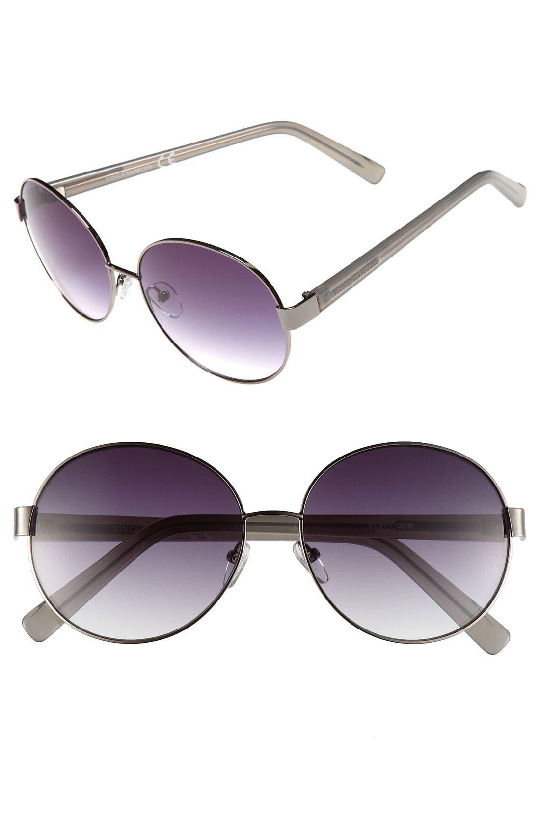 Main Image - Vince Camuto Retro Sunglasses