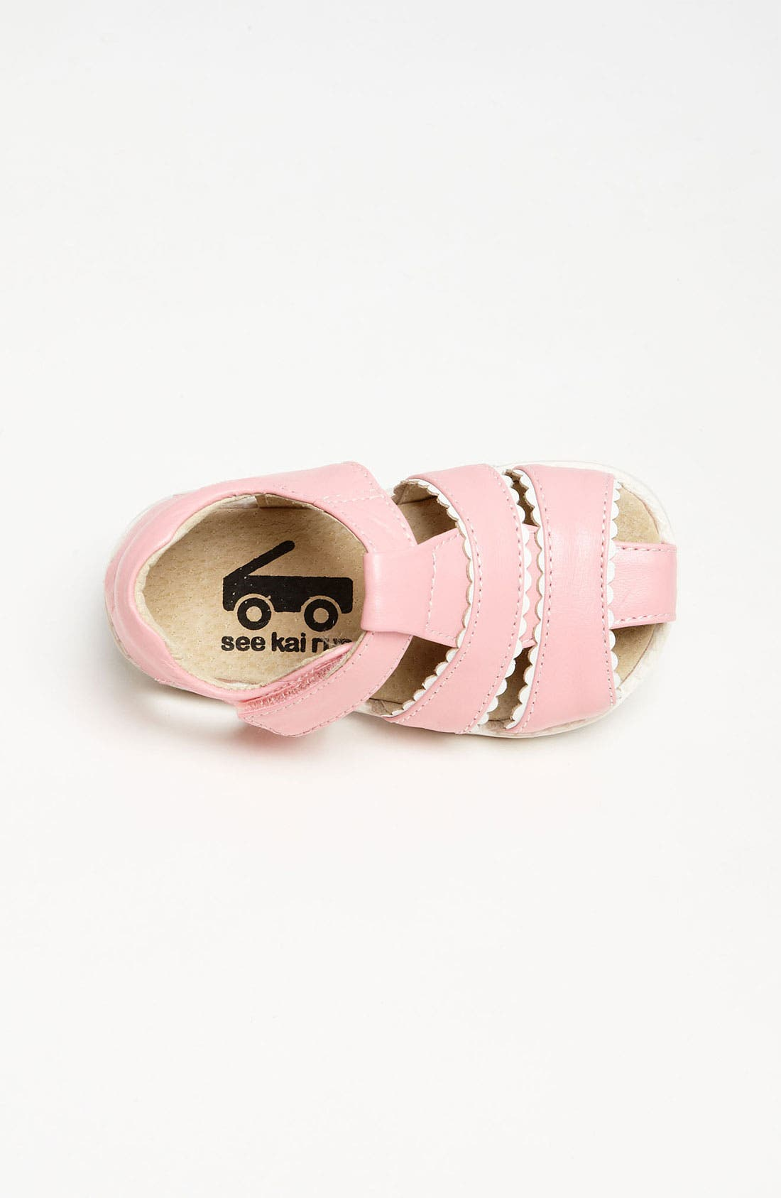 Alternate Image 3  - See Kai Run 'Gloria' Sandal (Baby, Walker & Toddler)