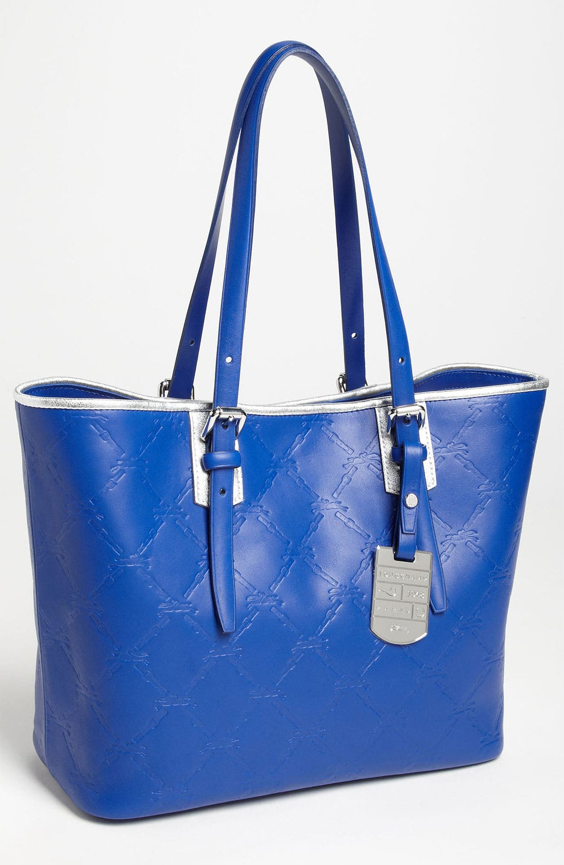 Alternate Image 1 Selected - Longchamp 'LM Cuir - Small' Shoulder Tote