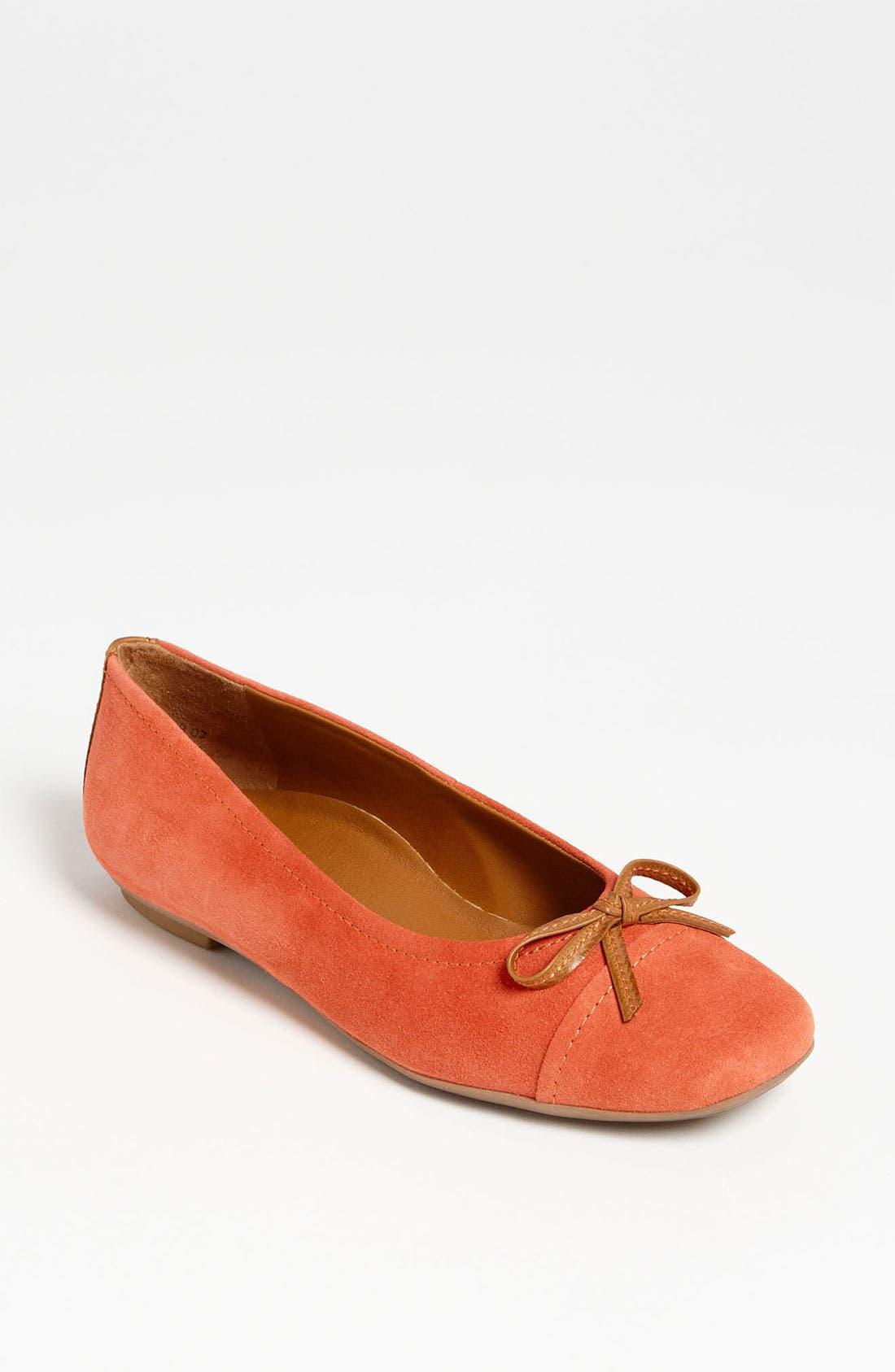 Alternate Image 1 Selected - Paul Green 'Phoebe' Ballet Flat