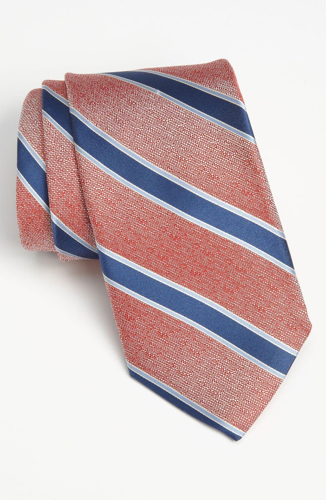 Alternate Image 1 Selected - John W. Nordstrom Woven Silk Tie