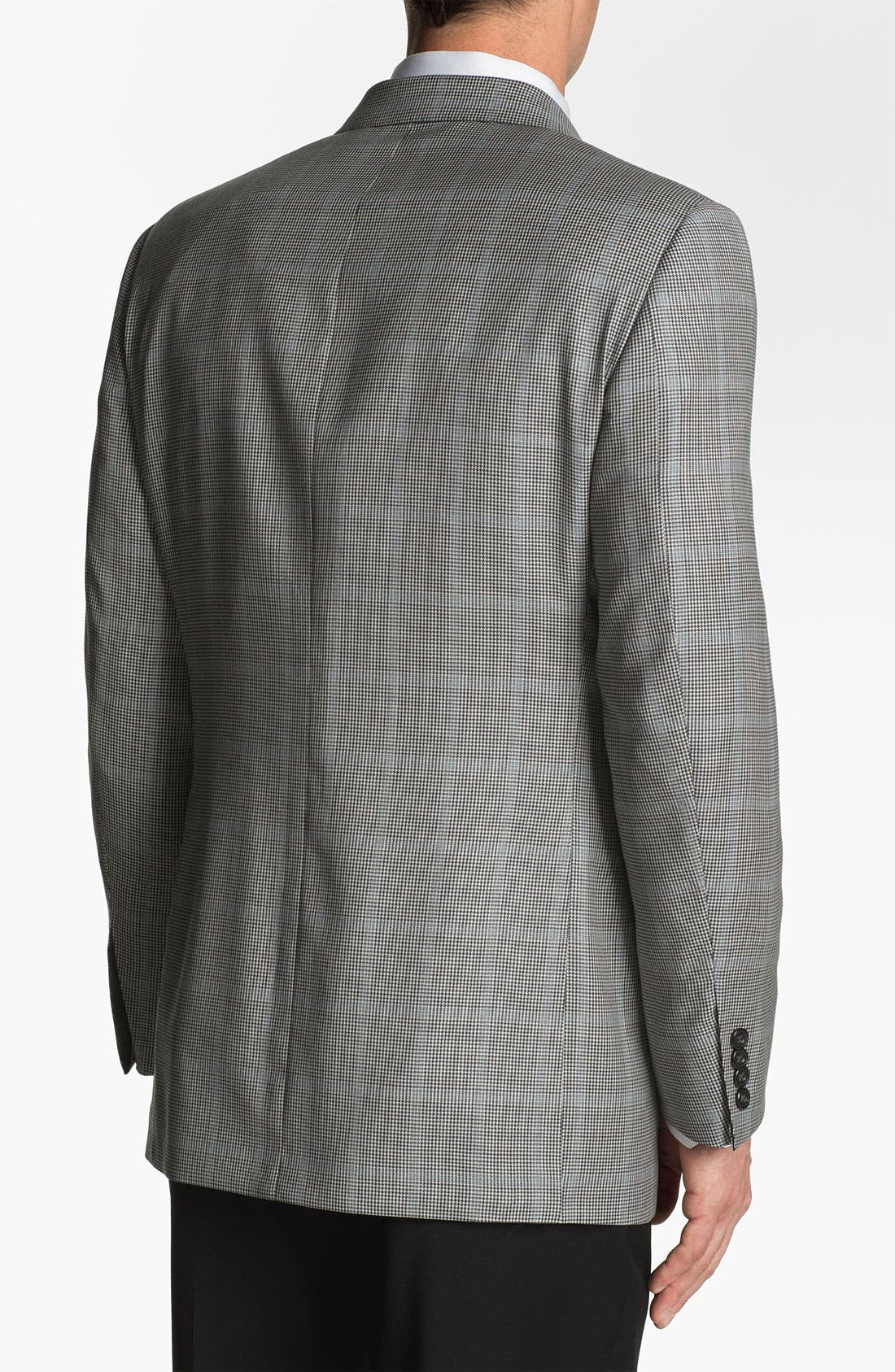 Alternate Image 2  - Hickey Freeman Houndstooth Sportcoat