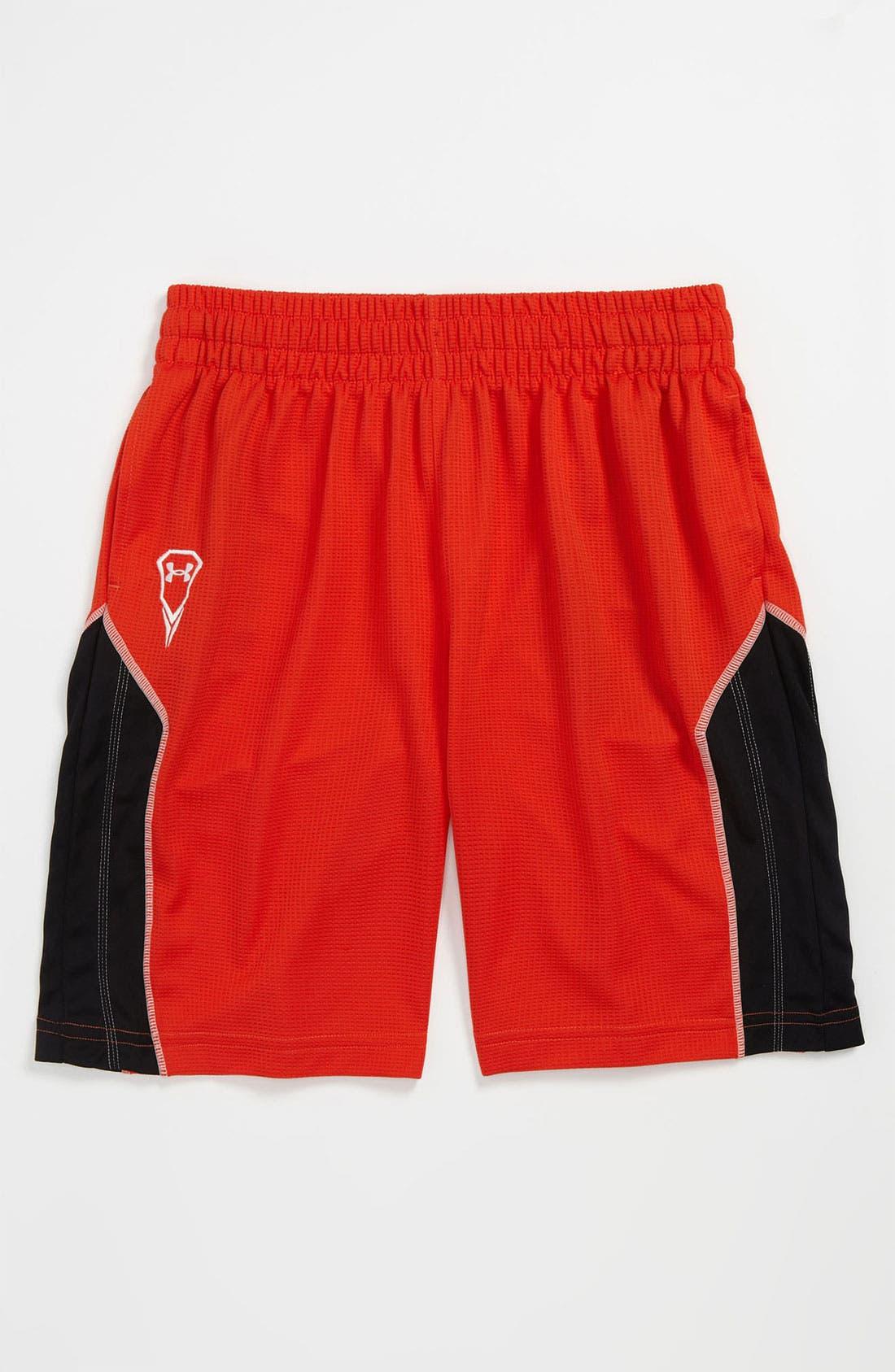 Alternate Image 1 Selected - Under Armour Shorts (Big Boys)