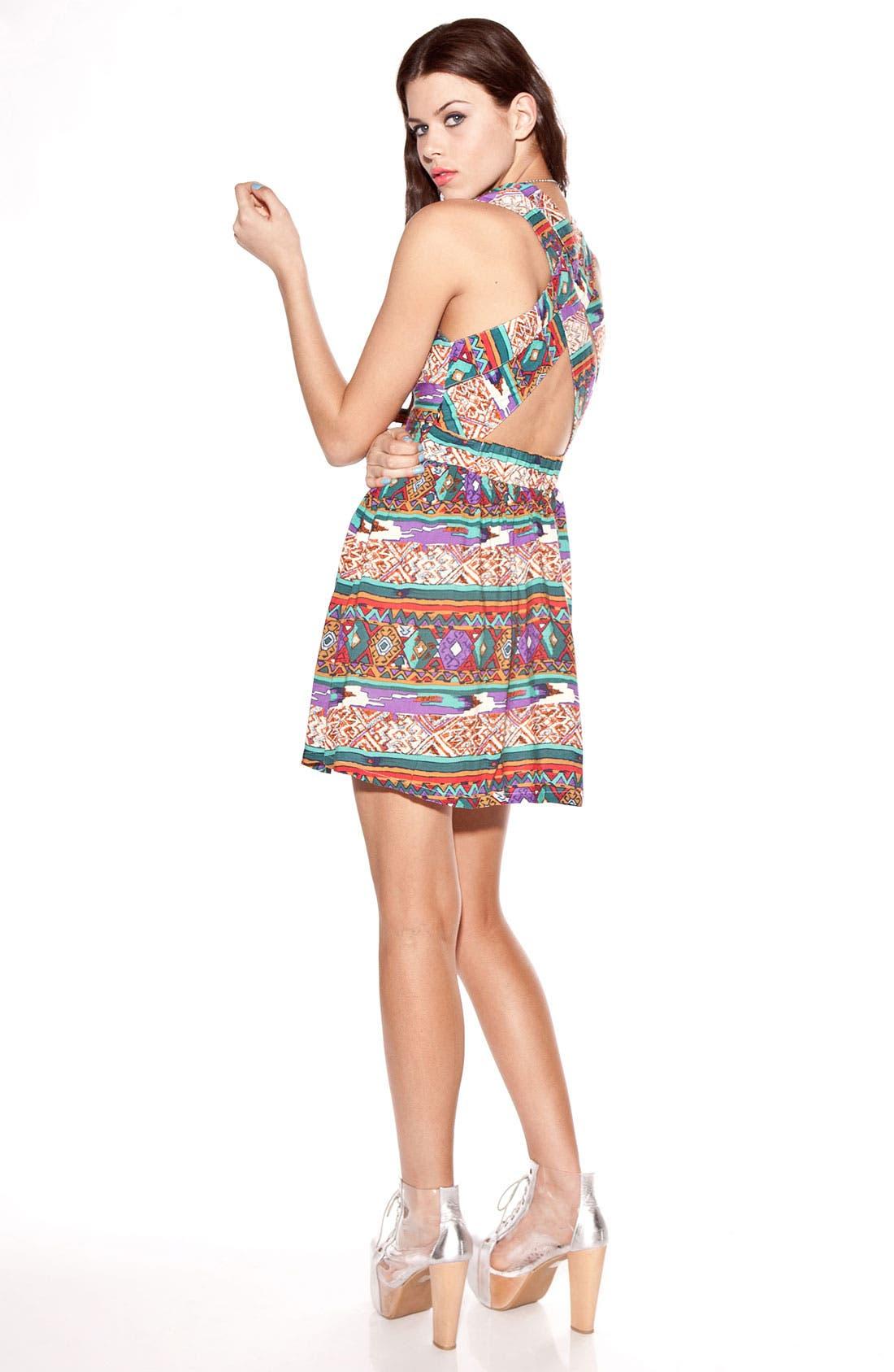 Alternate Image 5  - MINKPINK 'Woodstock' Dress