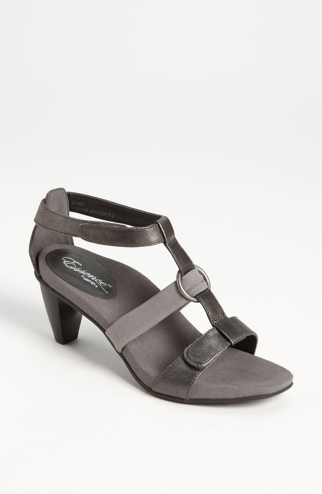 Alternate Image 1 Selected - Aetrex 'Sofia' Sandal