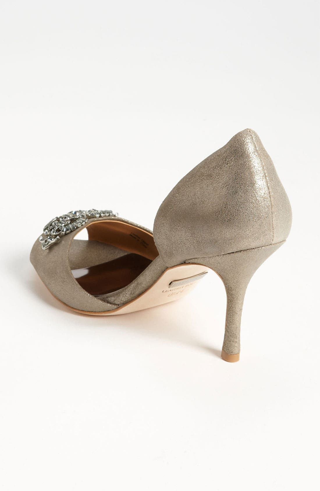 Alternate Image 2  - Badgley Mischka 'Salsa' Pump
