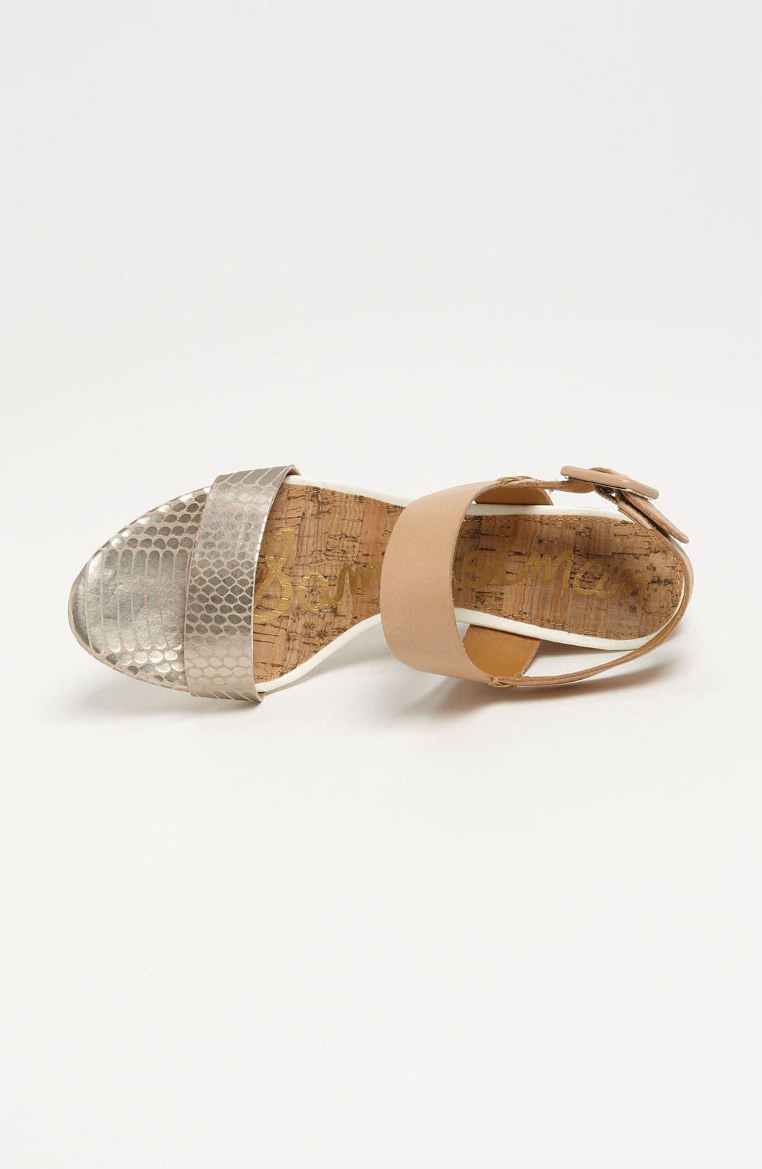 Alternate Image 3  - Sam Edelman 'Sutton' Sandal