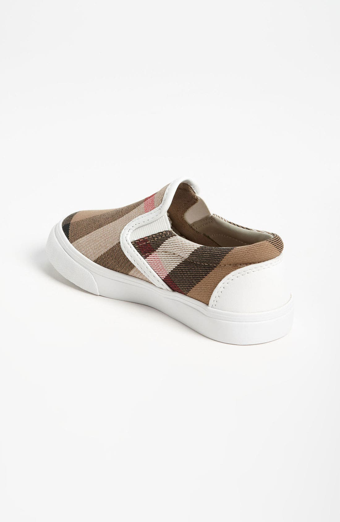 Alternate Image 2  - Burberry Linus Slip-On (Walker, Toddler & Little Kid)