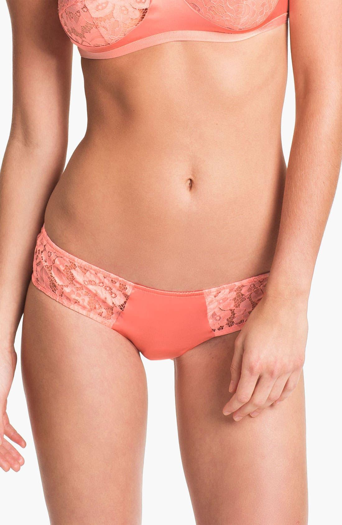 Alternate Image 1 Selected - Zinke 'Dahlia' Bikini