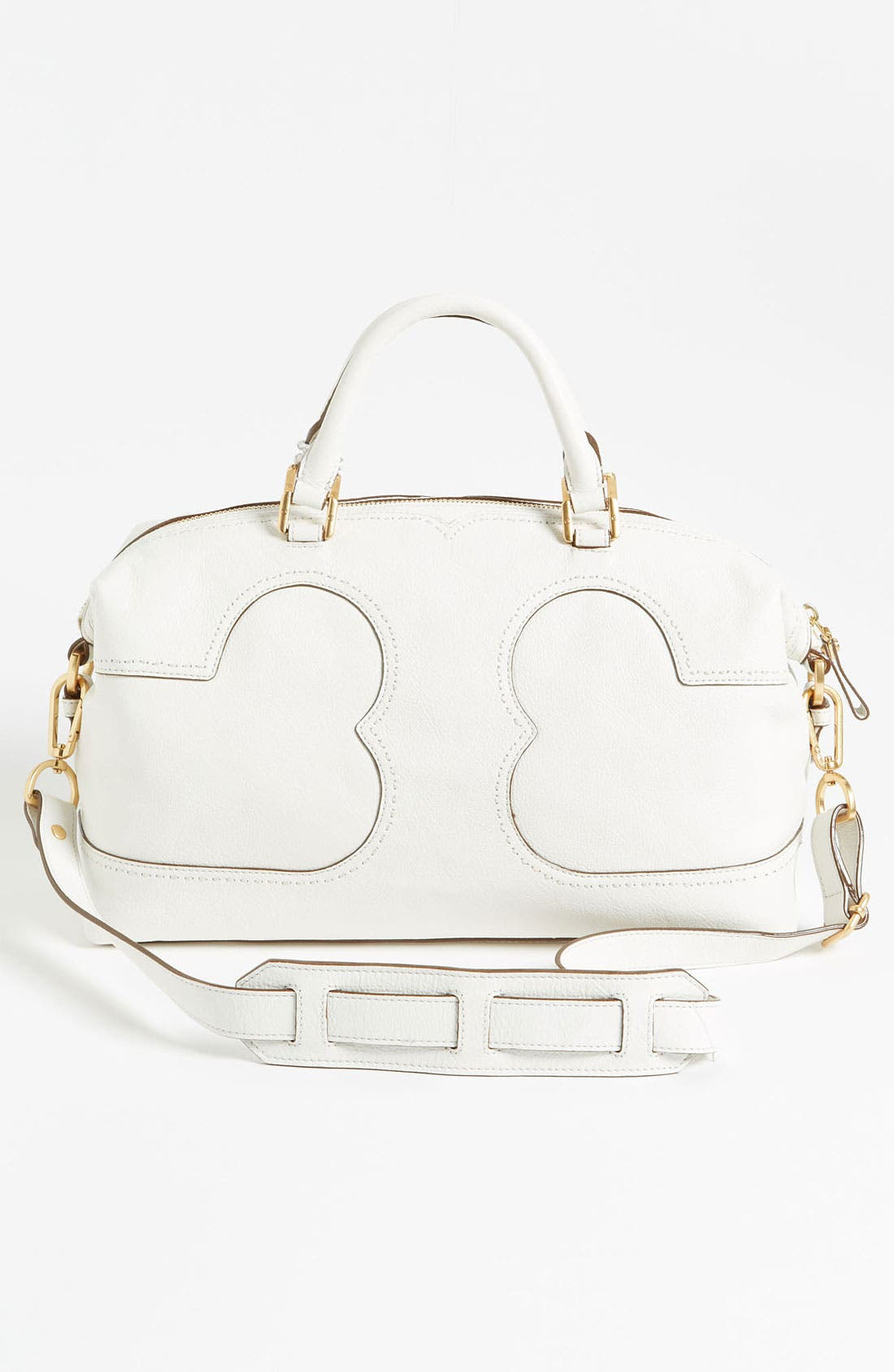 Alternate Image 4  - Tory Burch 'Amalie' Leather Satchel