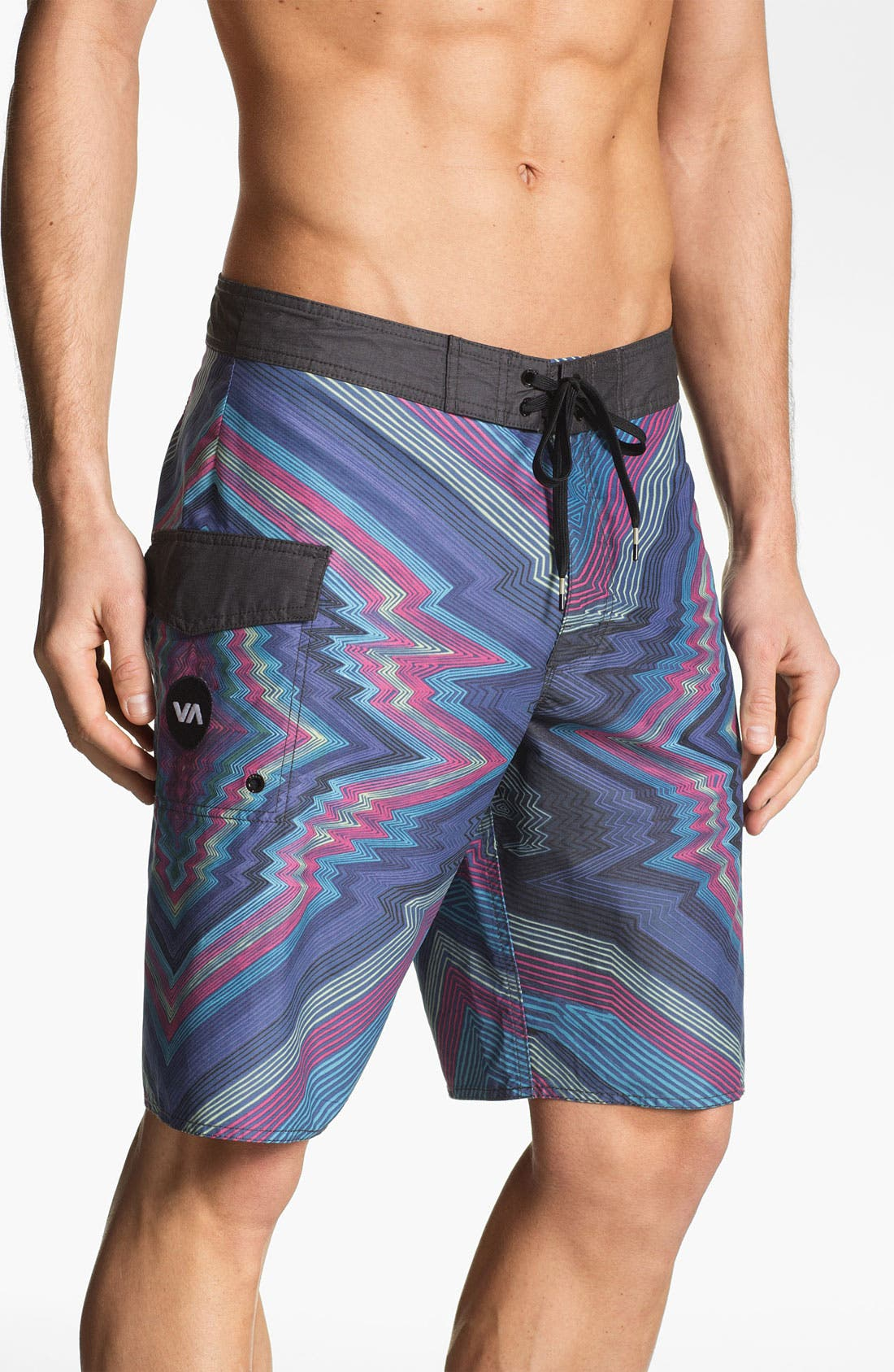 Alternate Image 1 Selected - RVCA 'Kelsey Brookes' Board Shorts
