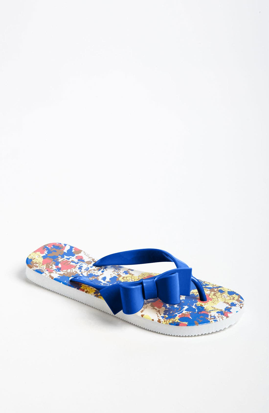 Alternate Image 1 Selected - RED Valentino Bow Flip Flop
