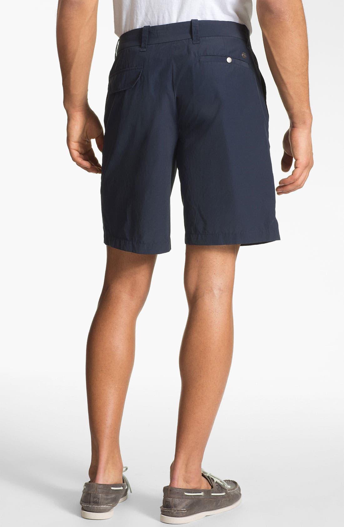 Alternate Image 2  - Victorinox Swiss Army® 'Mason' Flat Front Shorts
