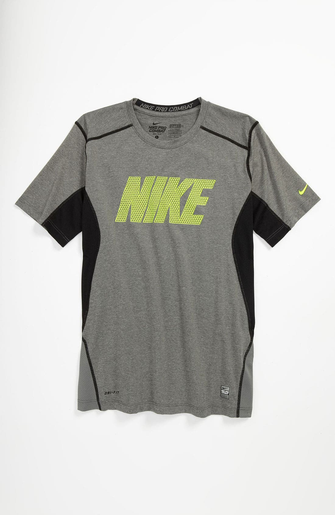 Main Image - Nike 'Core' Fitted Top (Big Boys)