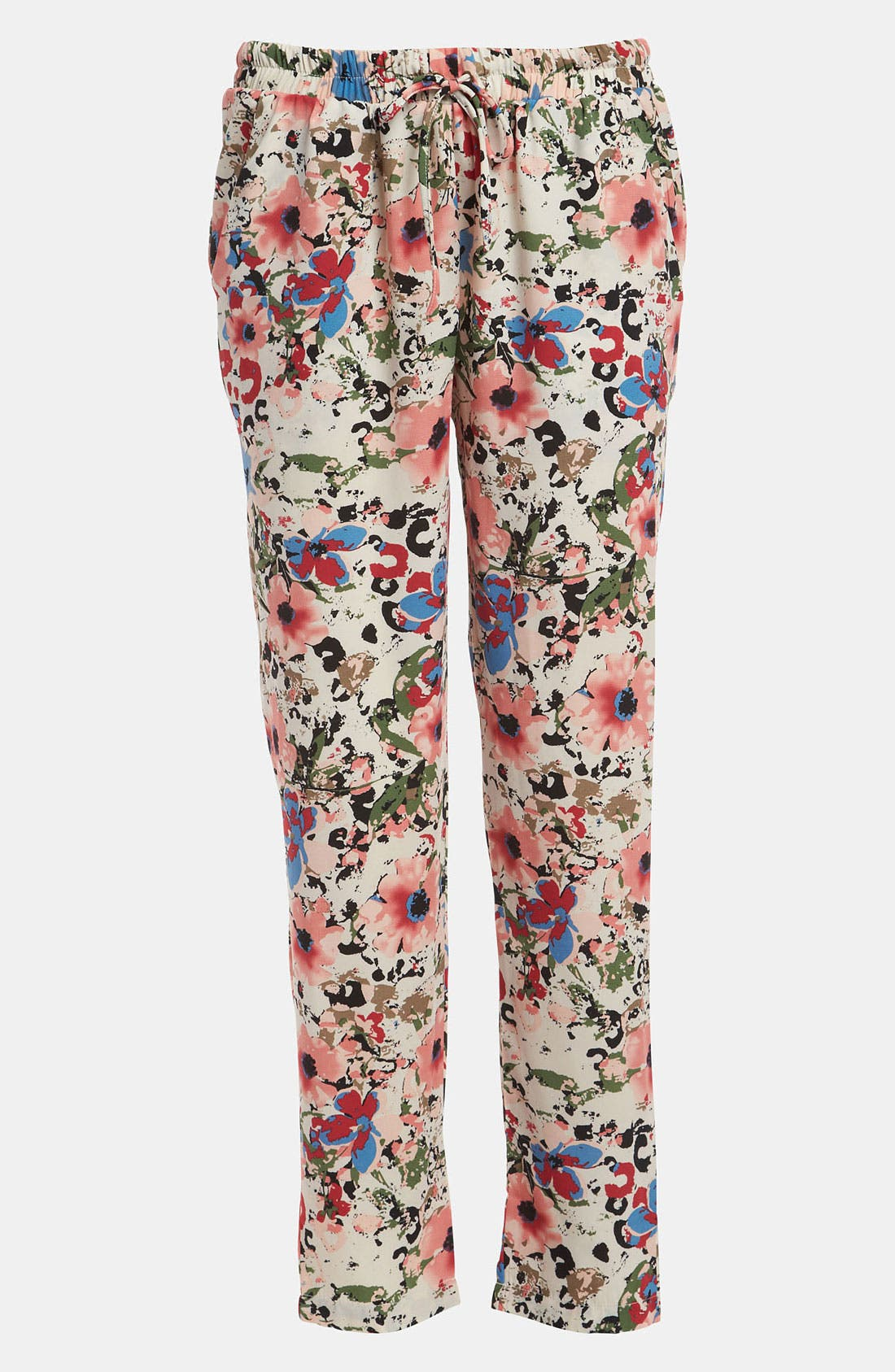 Alternate Image 1 Selected - Lucca Couture Floral Pants