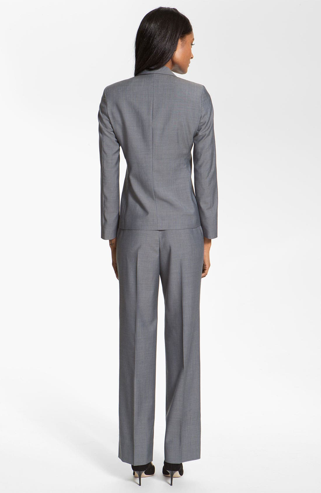 Alternate Image 5  - Zanella 'Tracy' Suit Jacket