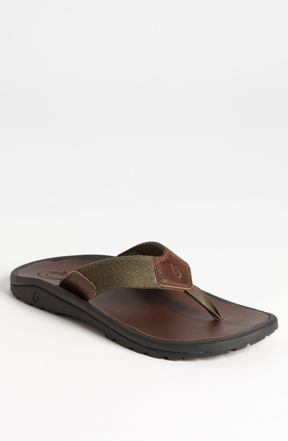 Alternate Image 1 Selected - OluKai 'Kalo' Flip Flop (Men)