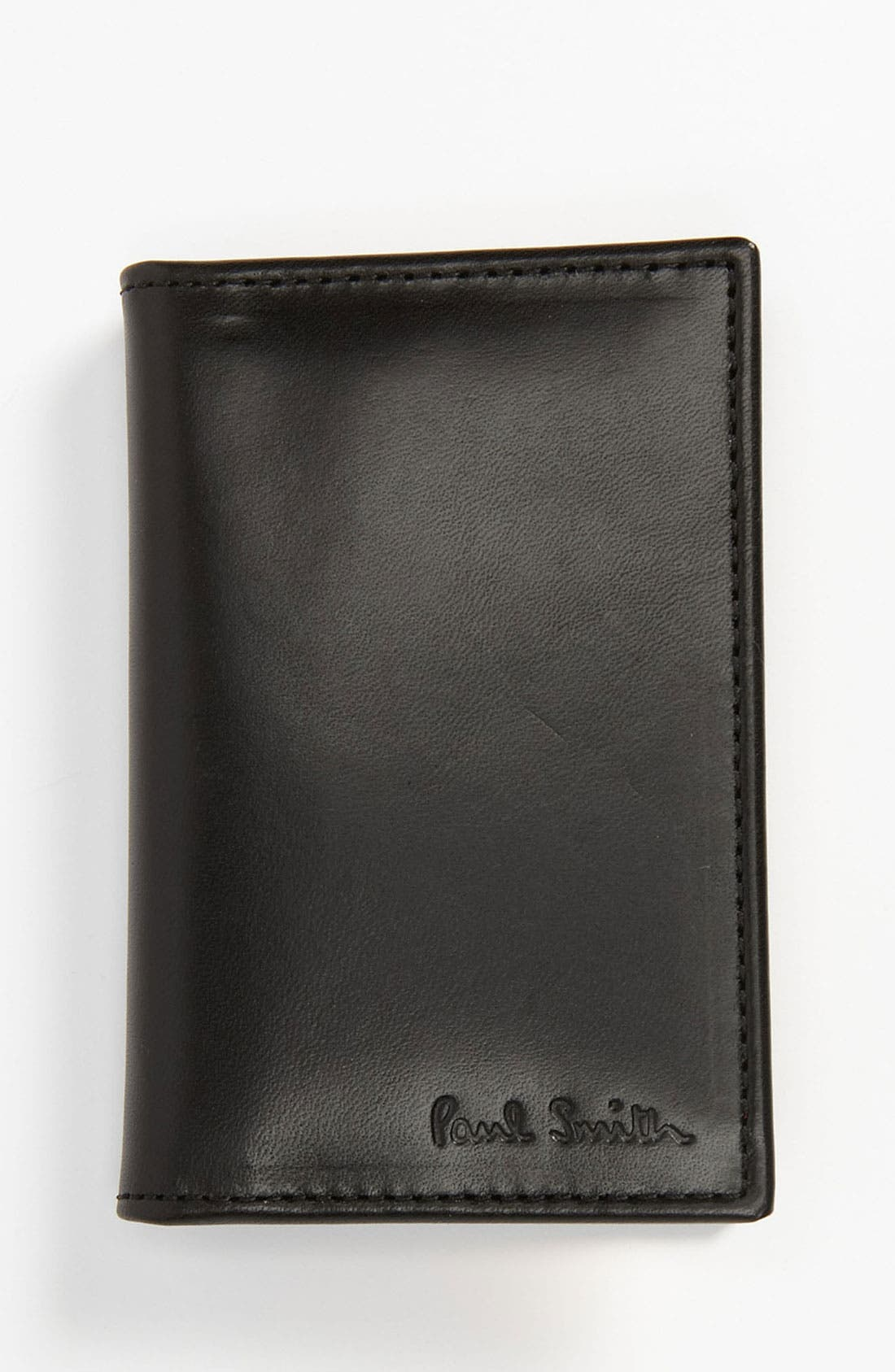 Alternate Image 1 Selected - Paul Smith Accessories Leather Wallet