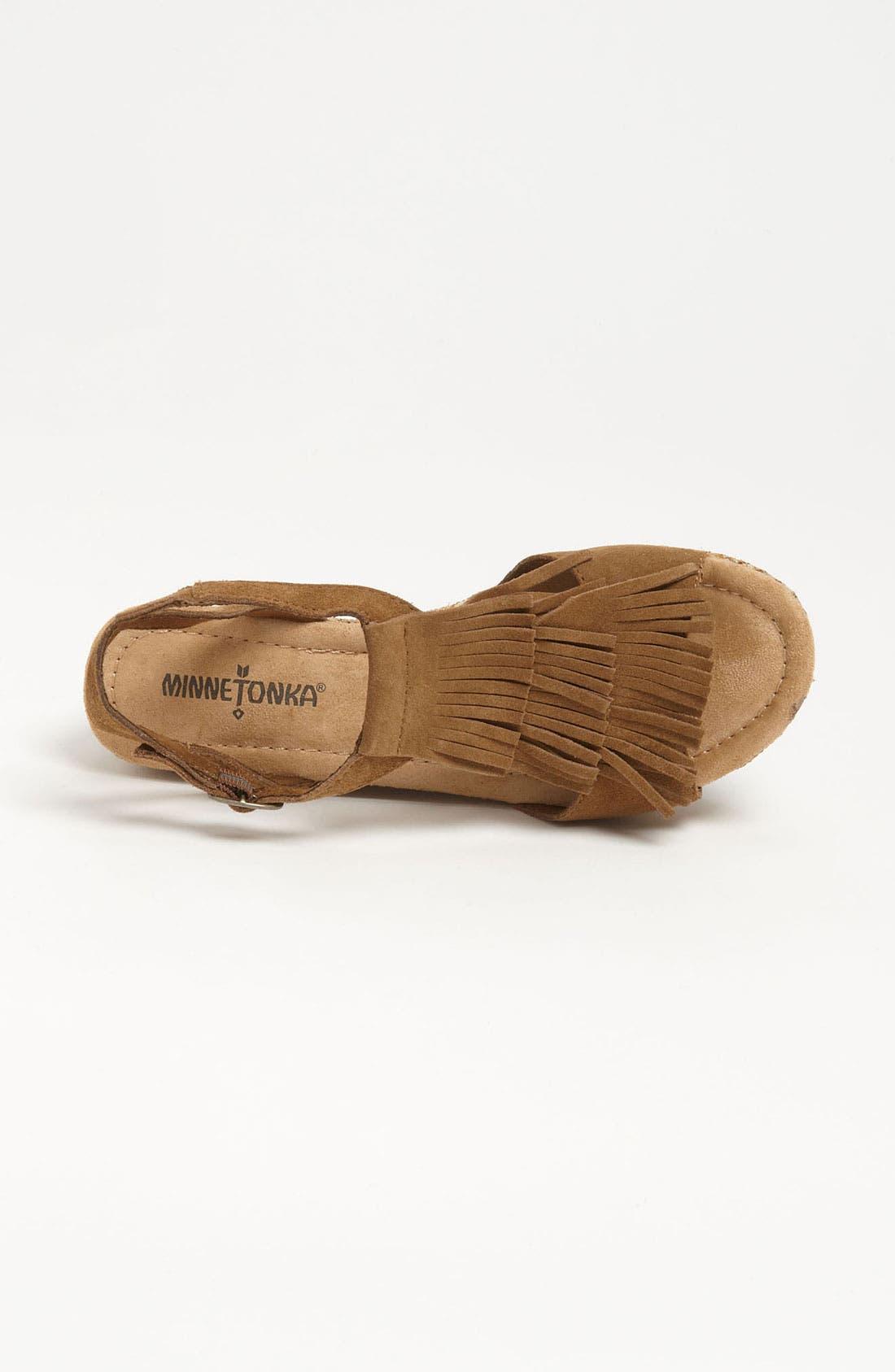 Alternate Image 3  - Minnetonka 'Central' Sandal