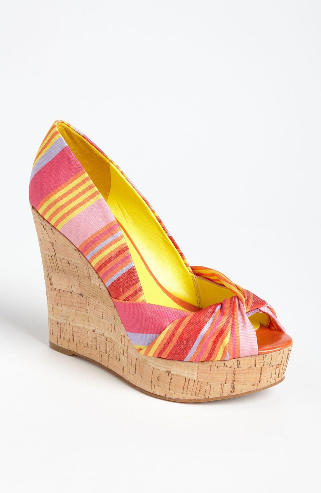 Alternate Image 1 Selected - Nine West 'Chillpill' Sandal