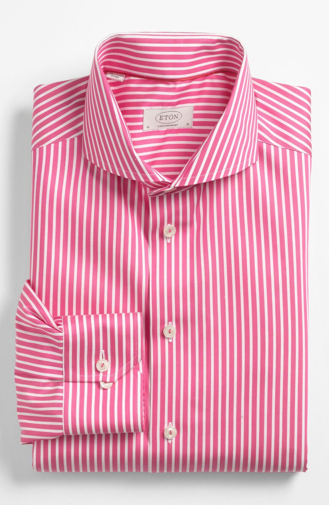 Main Image - Eton Contemporary Fit Dress Shirt