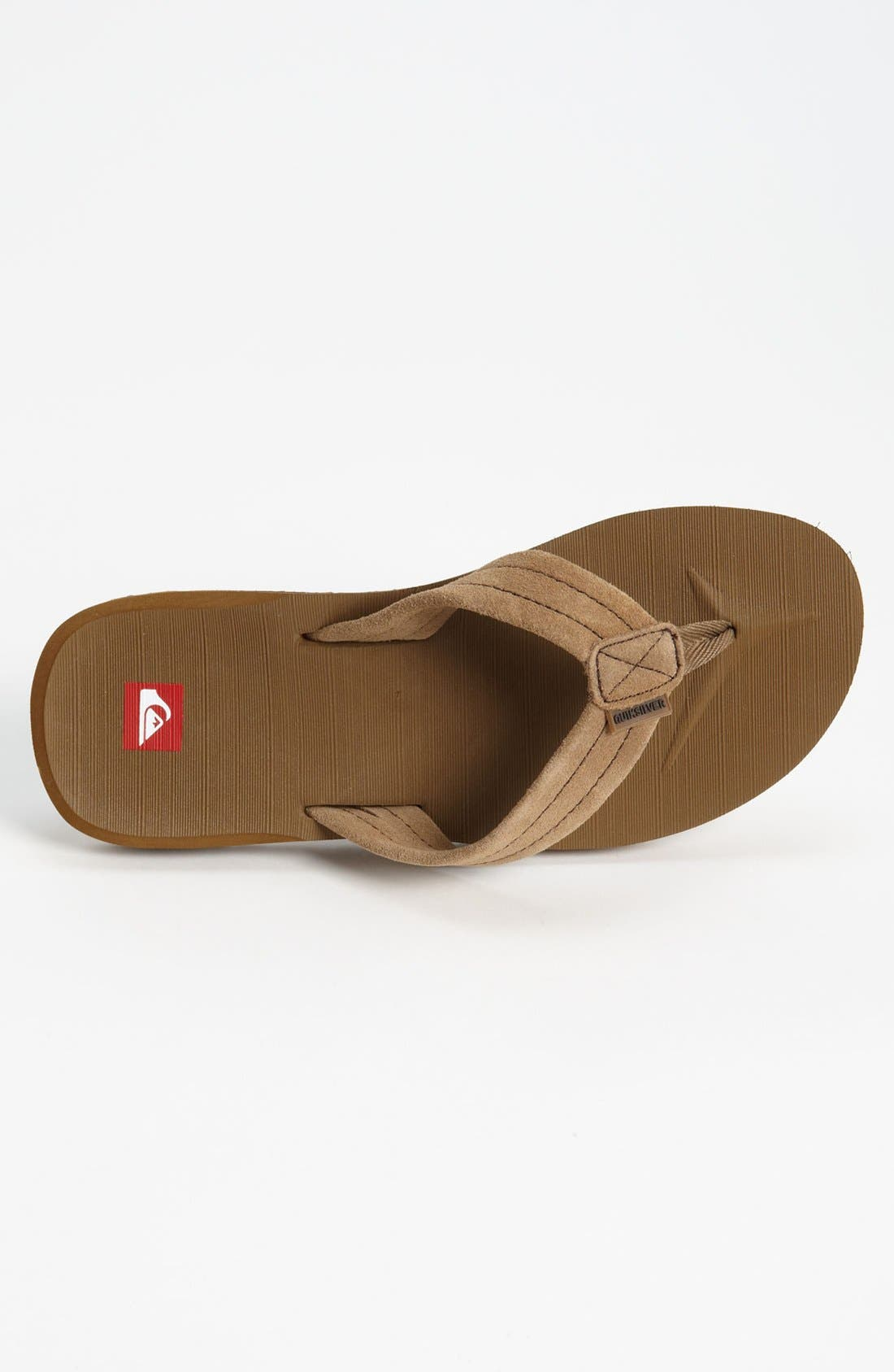 Alternate Image 3  - Quiksilver 'Carver 2' Flip Flop (Men)