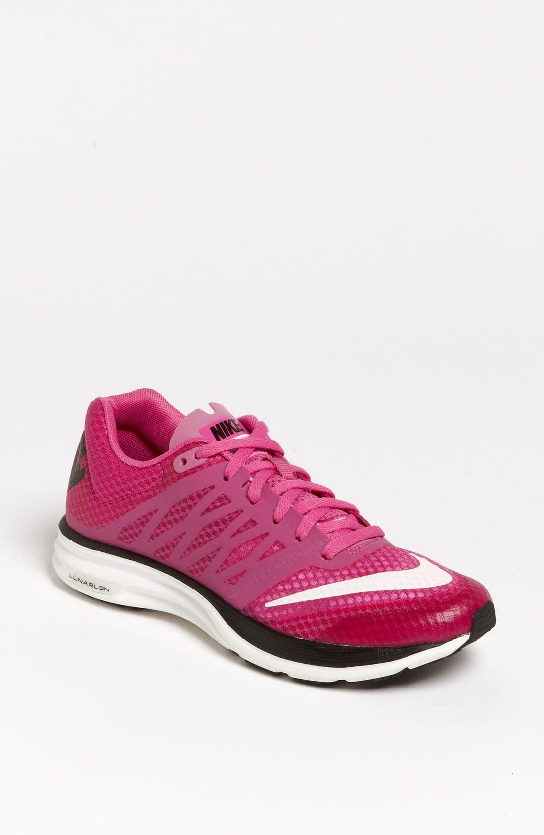 Alternate Image 1 Selected - Nike 'LunarSpeed+' Running Shoe (Women)