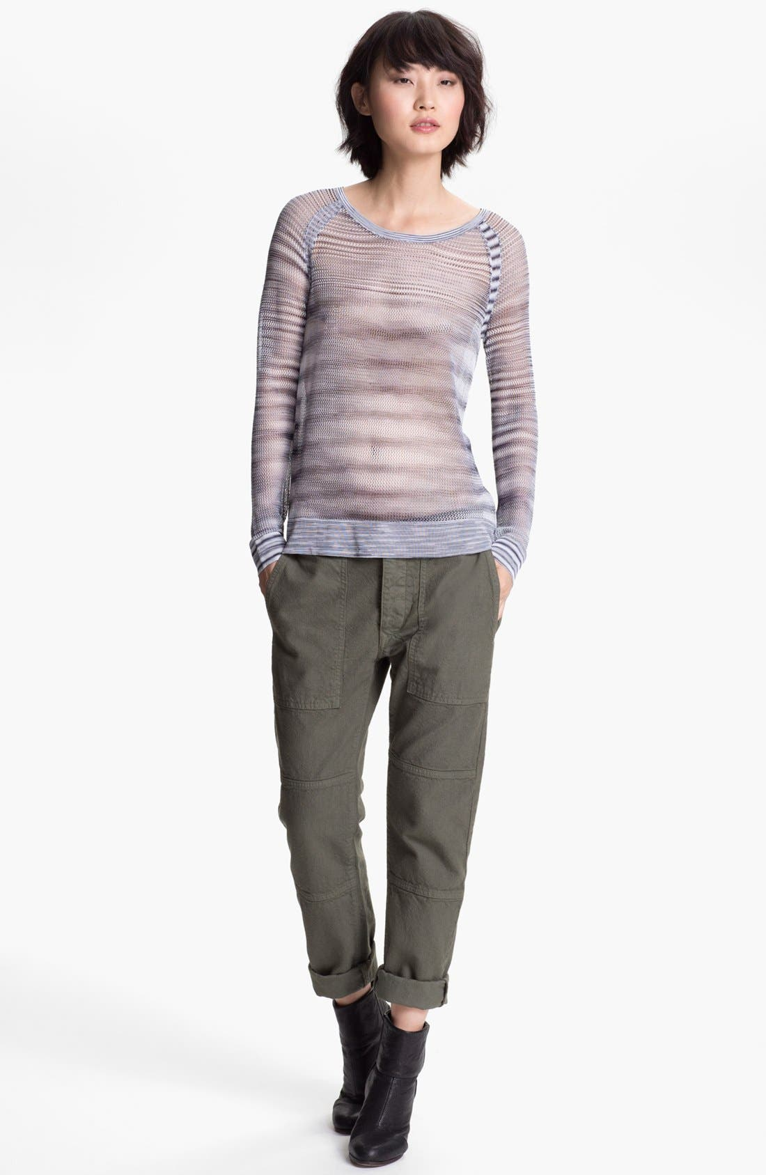 Alternate Image 5  - rag & bone/JEAN 'Brigade' Cargo Twill Pants
