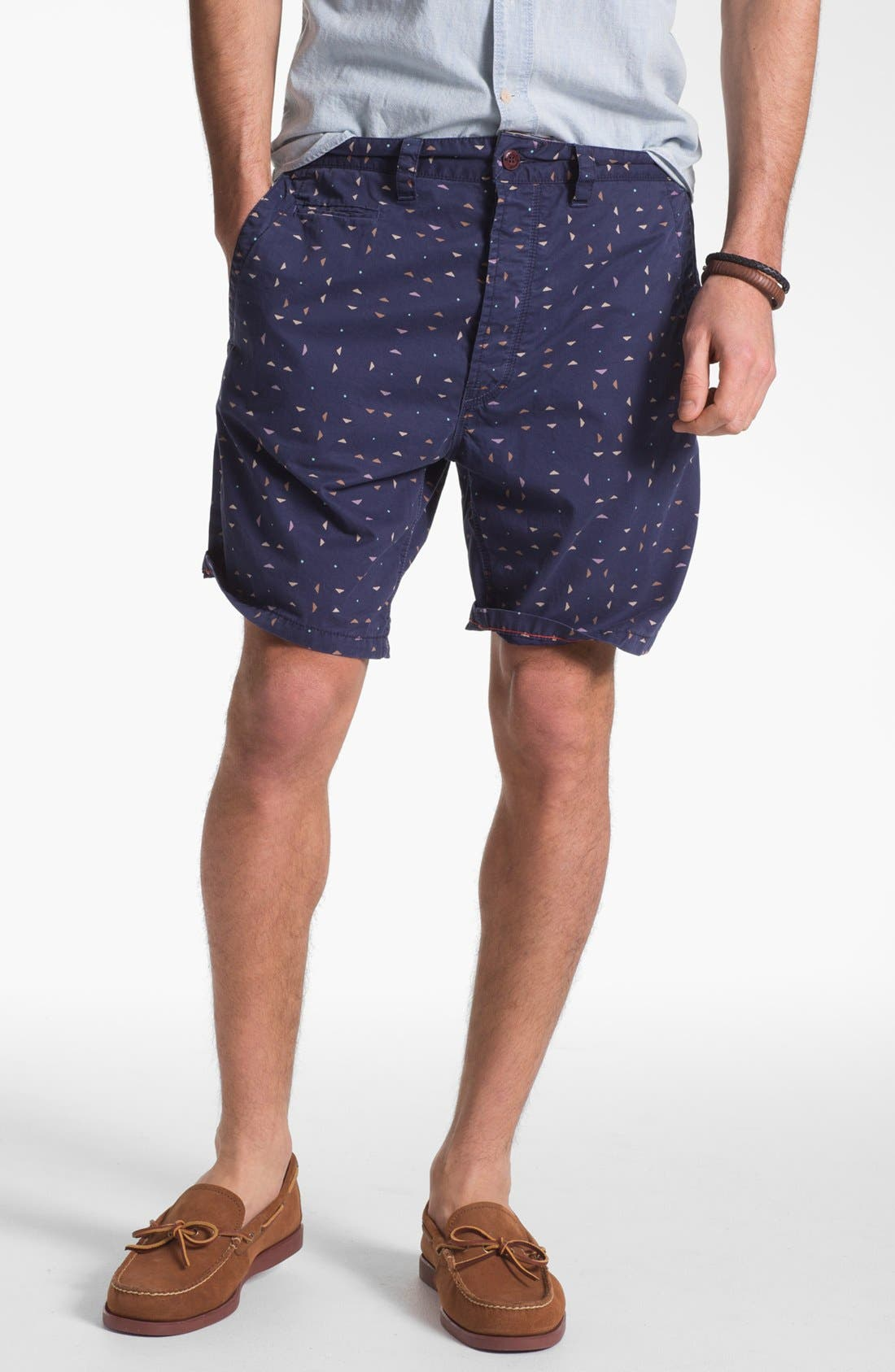 Main Image - French Connection 'Potoroo' Shorts