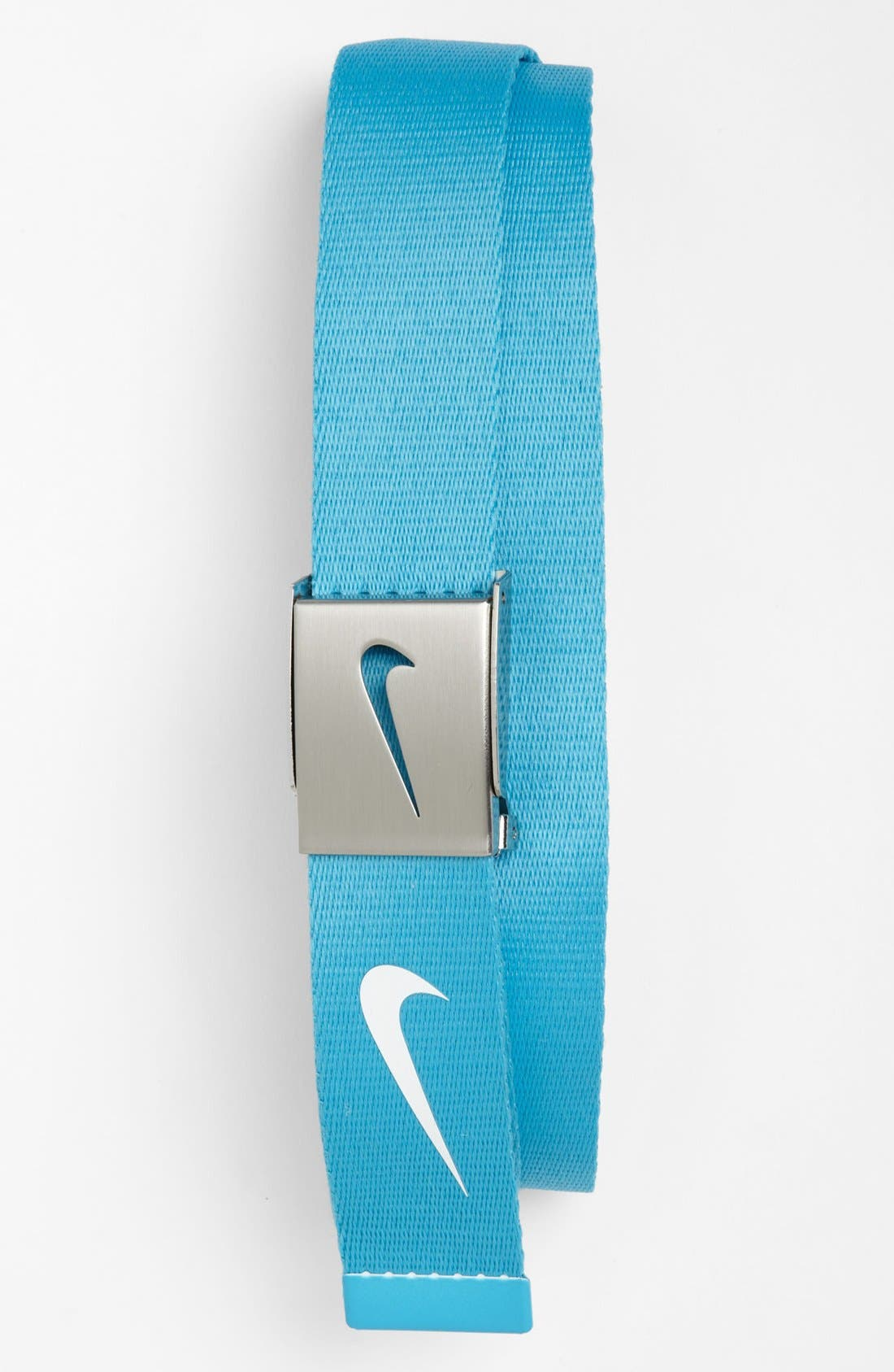 Main Image - Nike 'Tech Essentials' Web Belt (3-Pack)