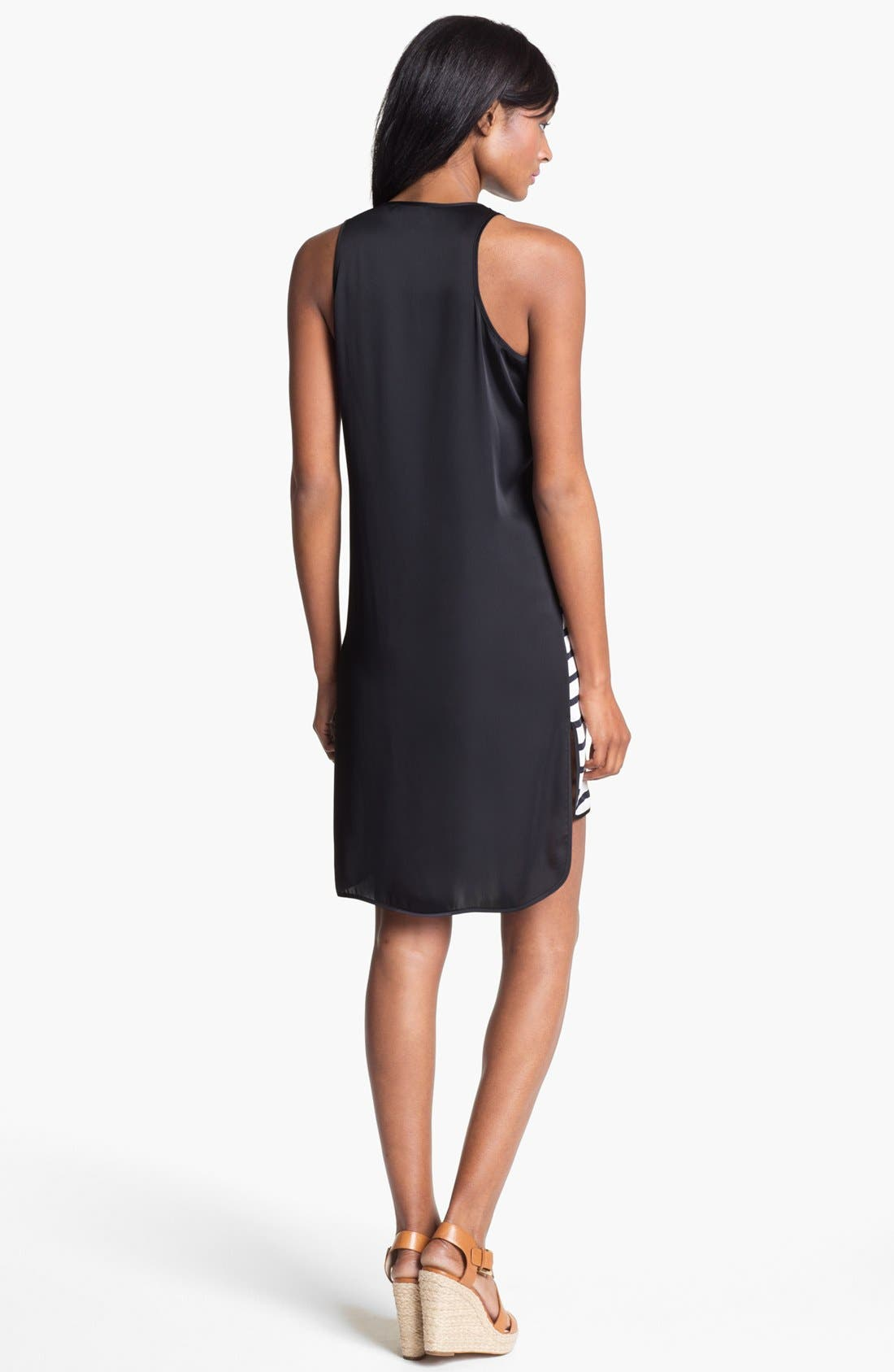 Alternate Image 2  - MICHAEL Michael Kors Breton Stripe Tank Dress