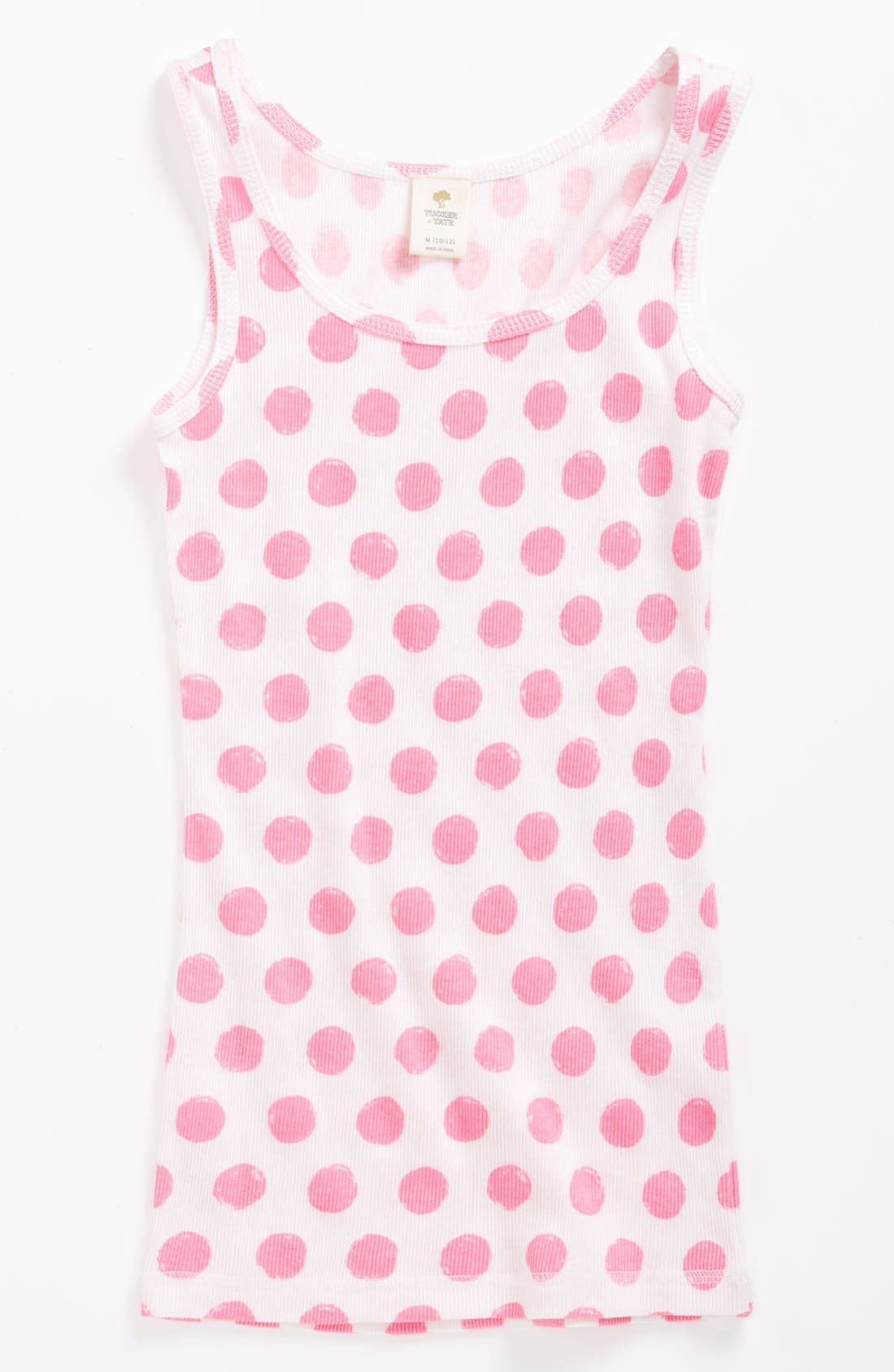 Alternate Image 1 Selected - Tucker + Tate 'Mandy' Print Tank Top (Little Girls)