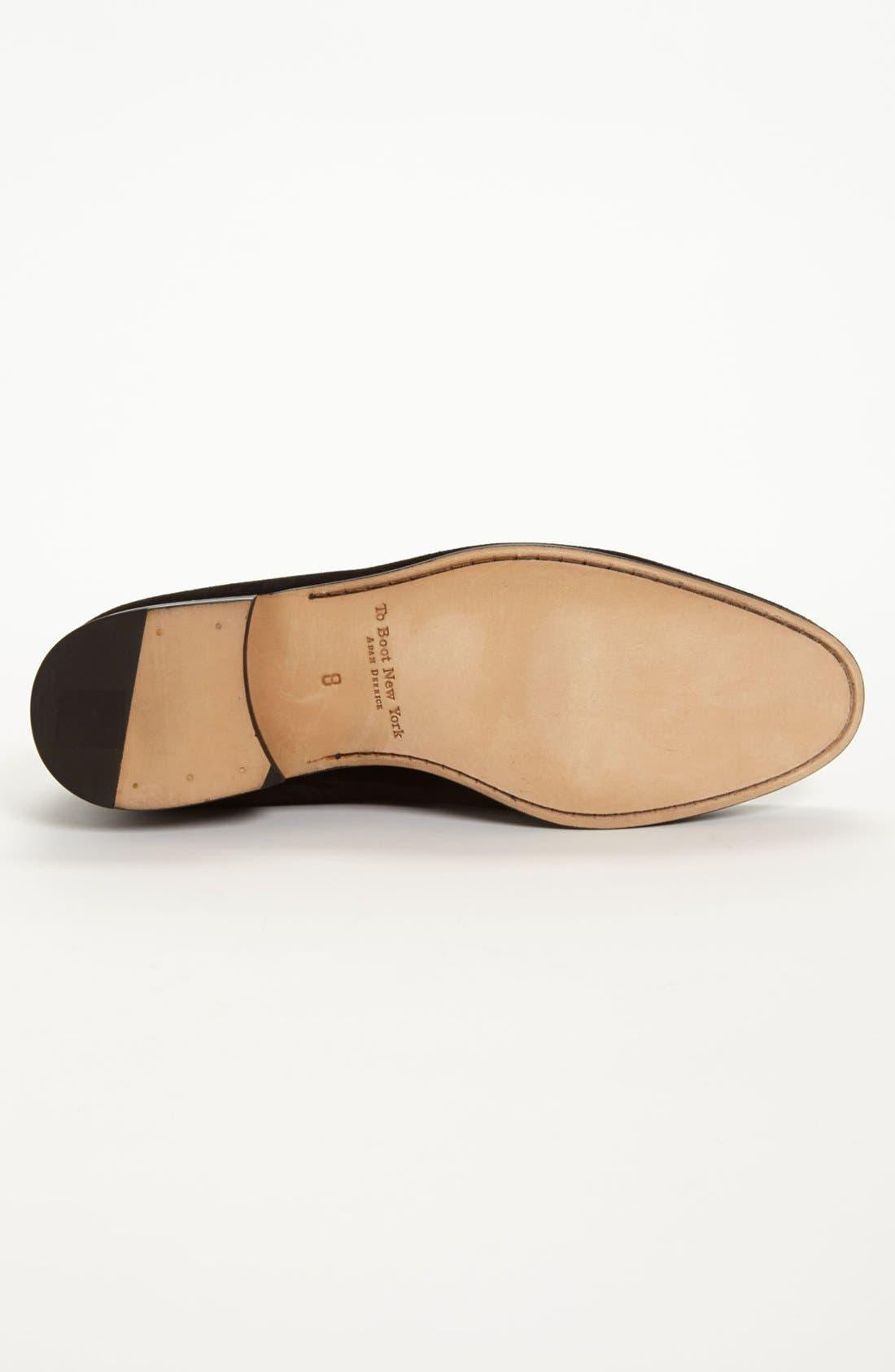 Alternate Image 4  - To Boot New York 'Holden' Tassel Loafer