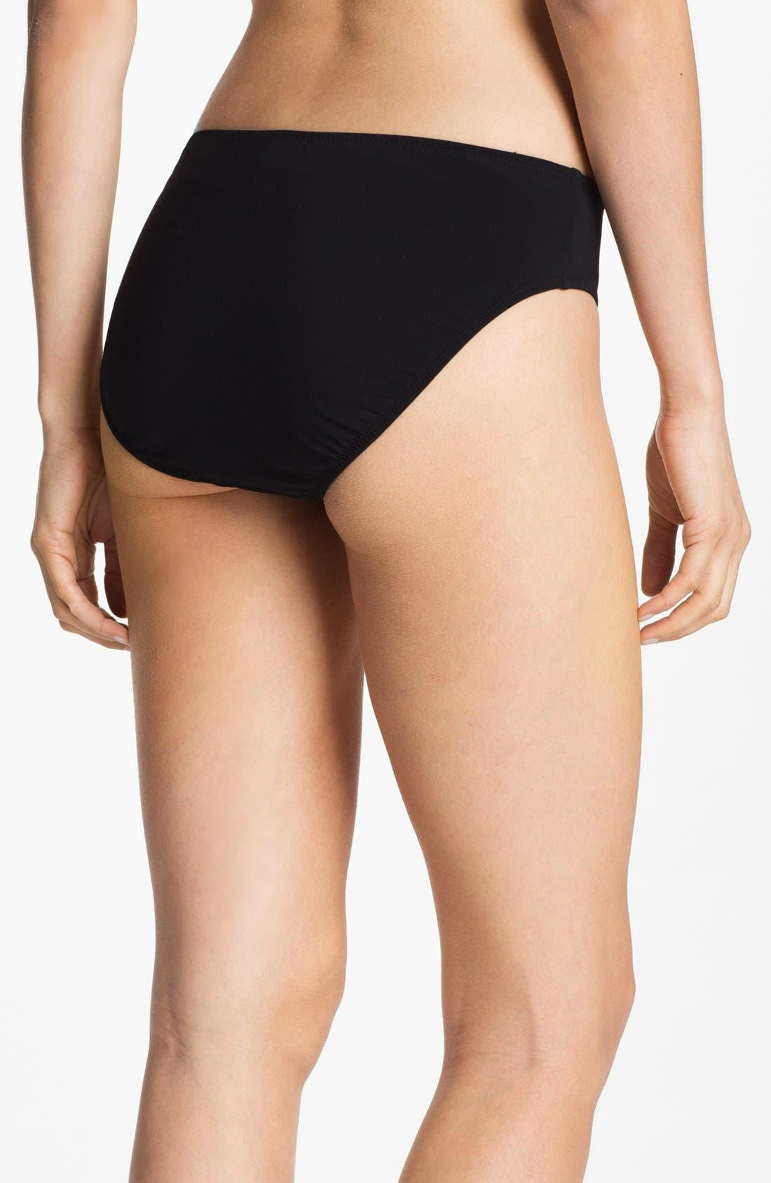 Alternate Image 2  - Profile by Gottex Classic Bikini Bottoms