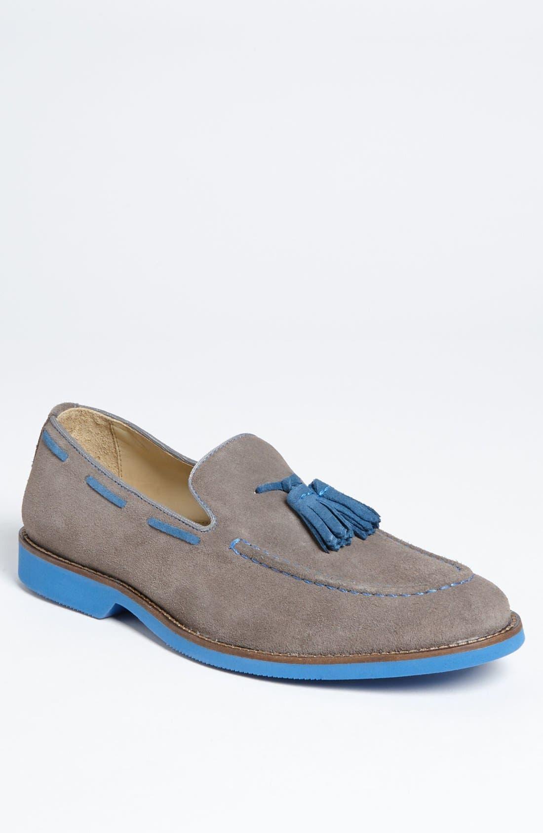 Alternate Image 1 Selected - 1901 'Colton' Tassel Loafer