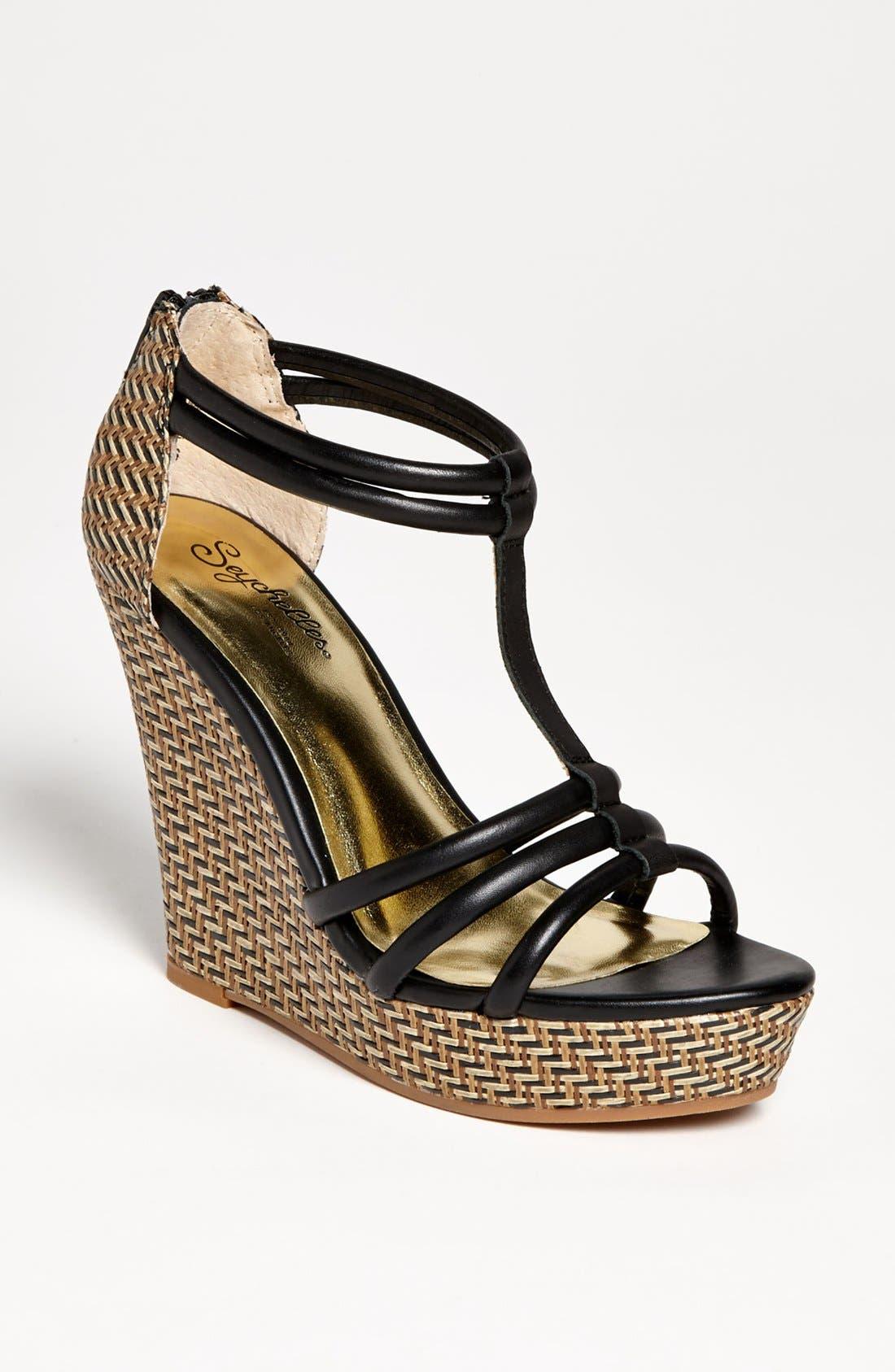 Alternate Image 1 Selected - Seychelles 'Gasp' Sandal