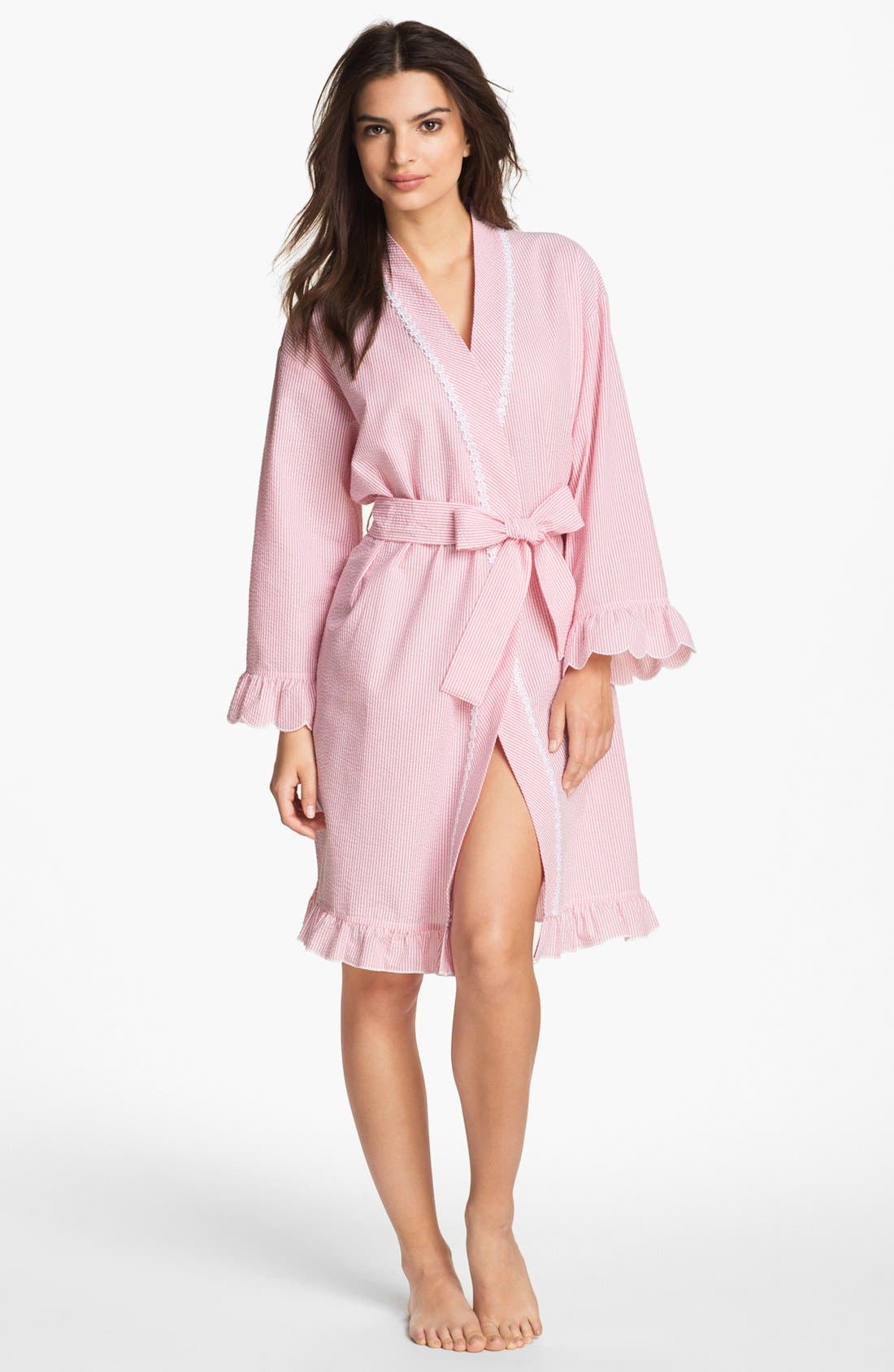 Alternate Image 1 Selected - Eileen West 'Glorious Day' Short Robe