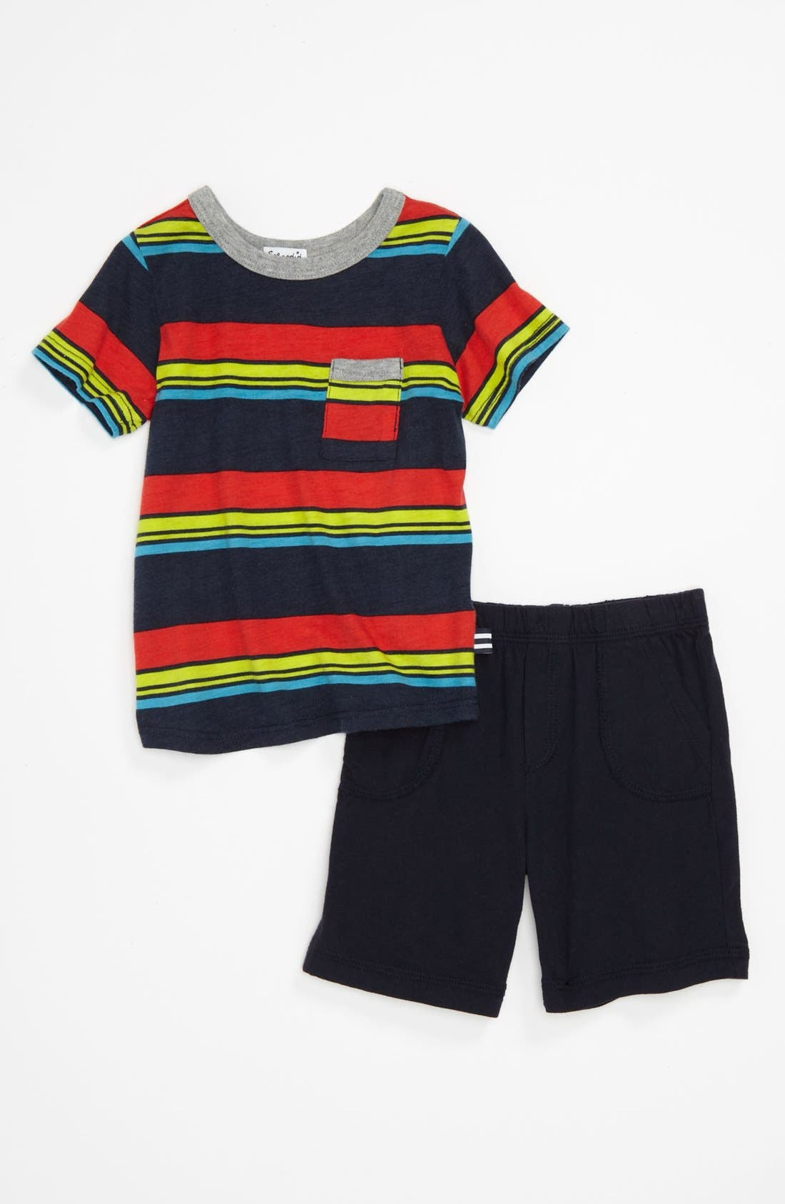 Alternate Image 1 Selected - Splendid T-Shirt and Pants (Baby)